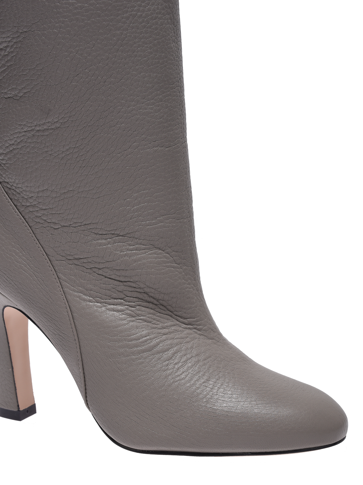 f728e733cb6f Stuart Weitzman - Brooks taupe booties - ankle boots - BROOKS CEMENTO