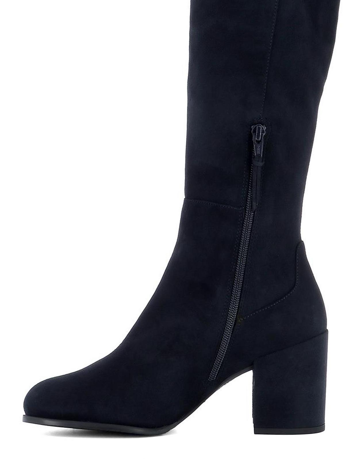 Stuart Weitzman Alljack Suede Boots Boots