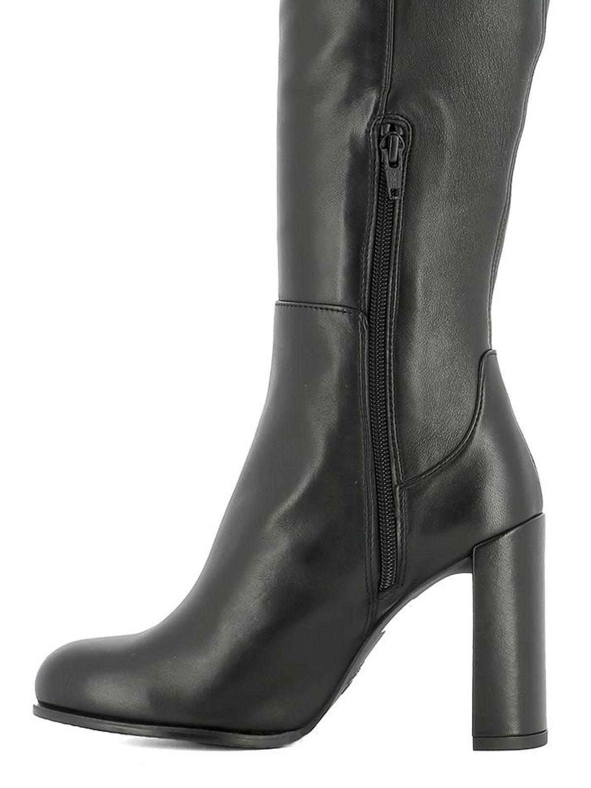 17ace21da52 iKRIX Stuart Weitzman  boots - Alljill stretch leather boots