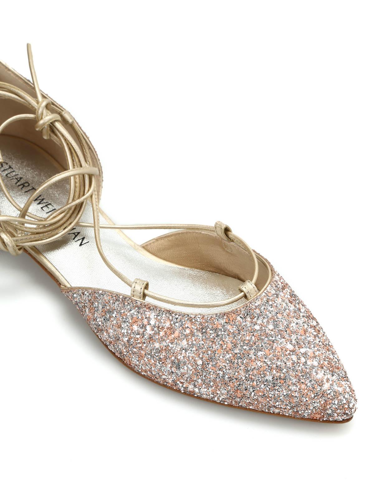 ff29c0a996e95 Stuart Weitzman - Gilligan flats - flat shoes - GILLIGANMANGO ...