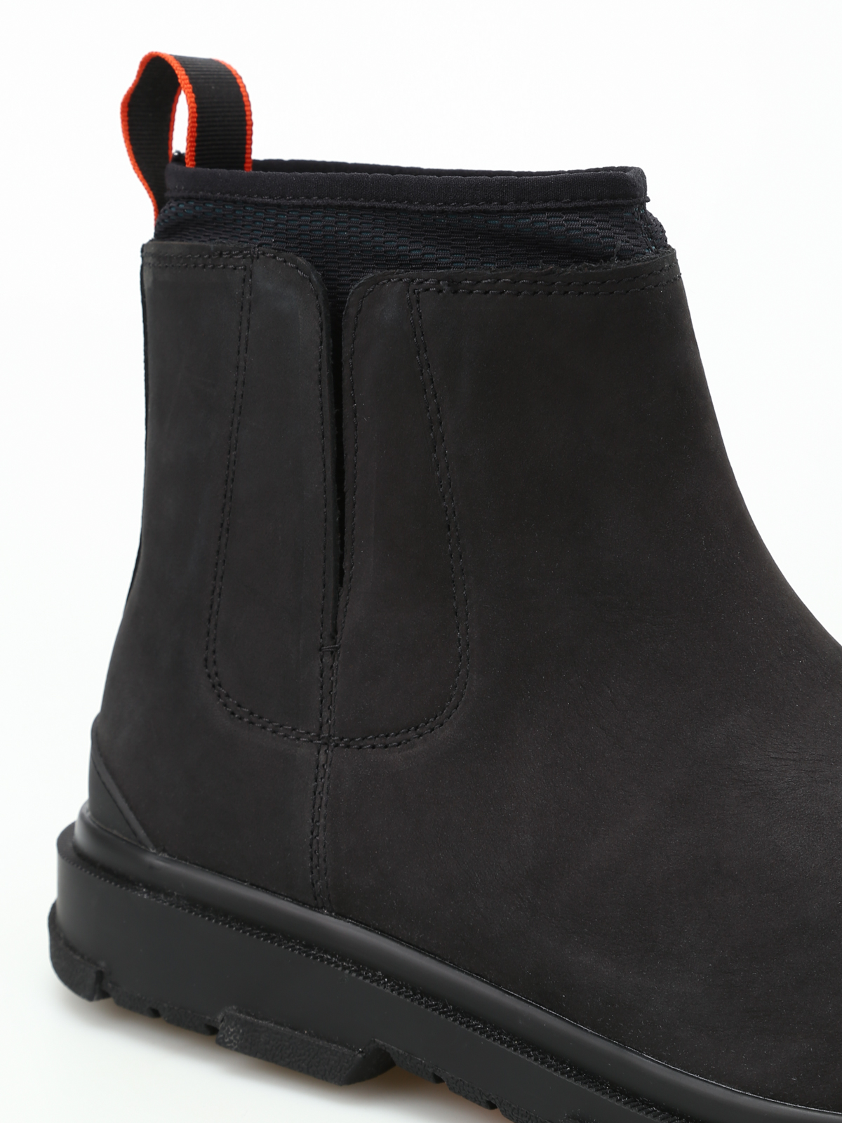 Water resistant Storm Chelsea boots