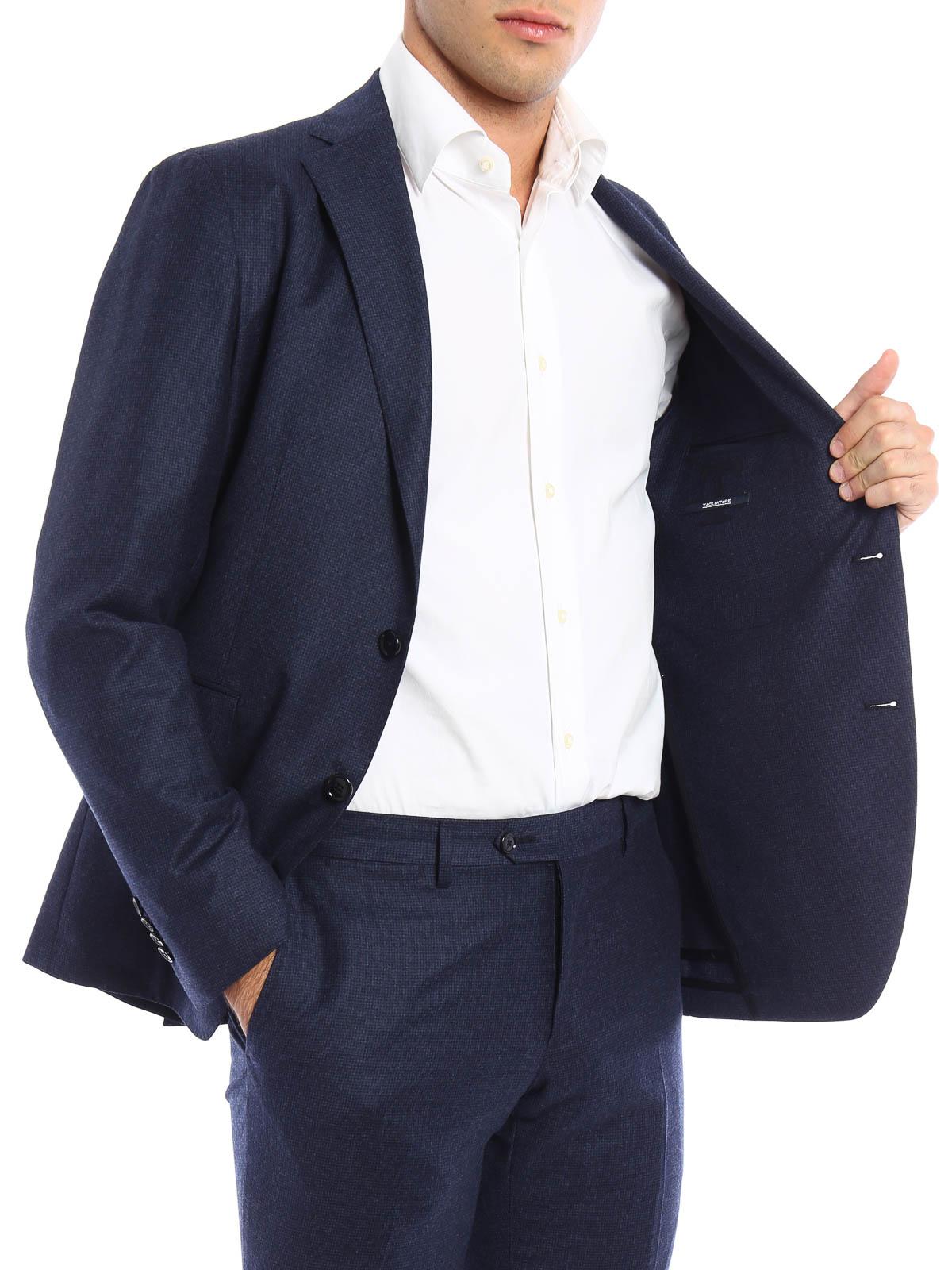eleganter anzug fur herren blau von tagliatore elegante anz ge ikrix. Black Bedroom Furniture Sets. Home Design Ideas