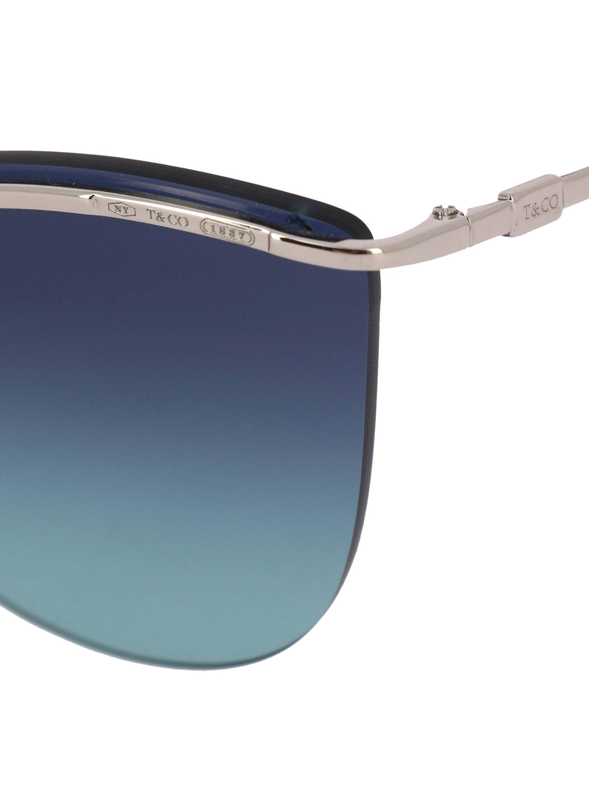 09f40475068e iKRIX TIFFANY   CO.  sunglasses - Silver and blue butterfly sunglasses