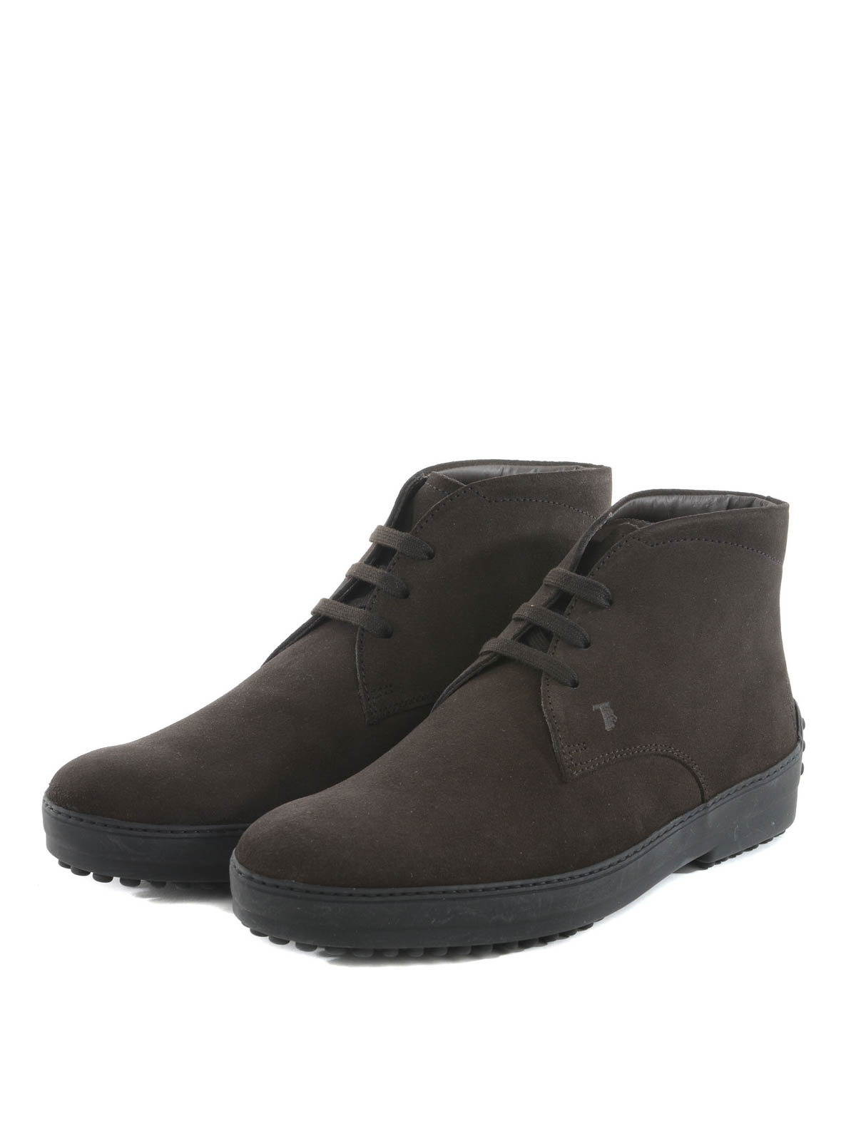 suede desert boots by tod 39 s ankle boots ikrix. Black Bedroom Furniture Sets. Home Design Ideas