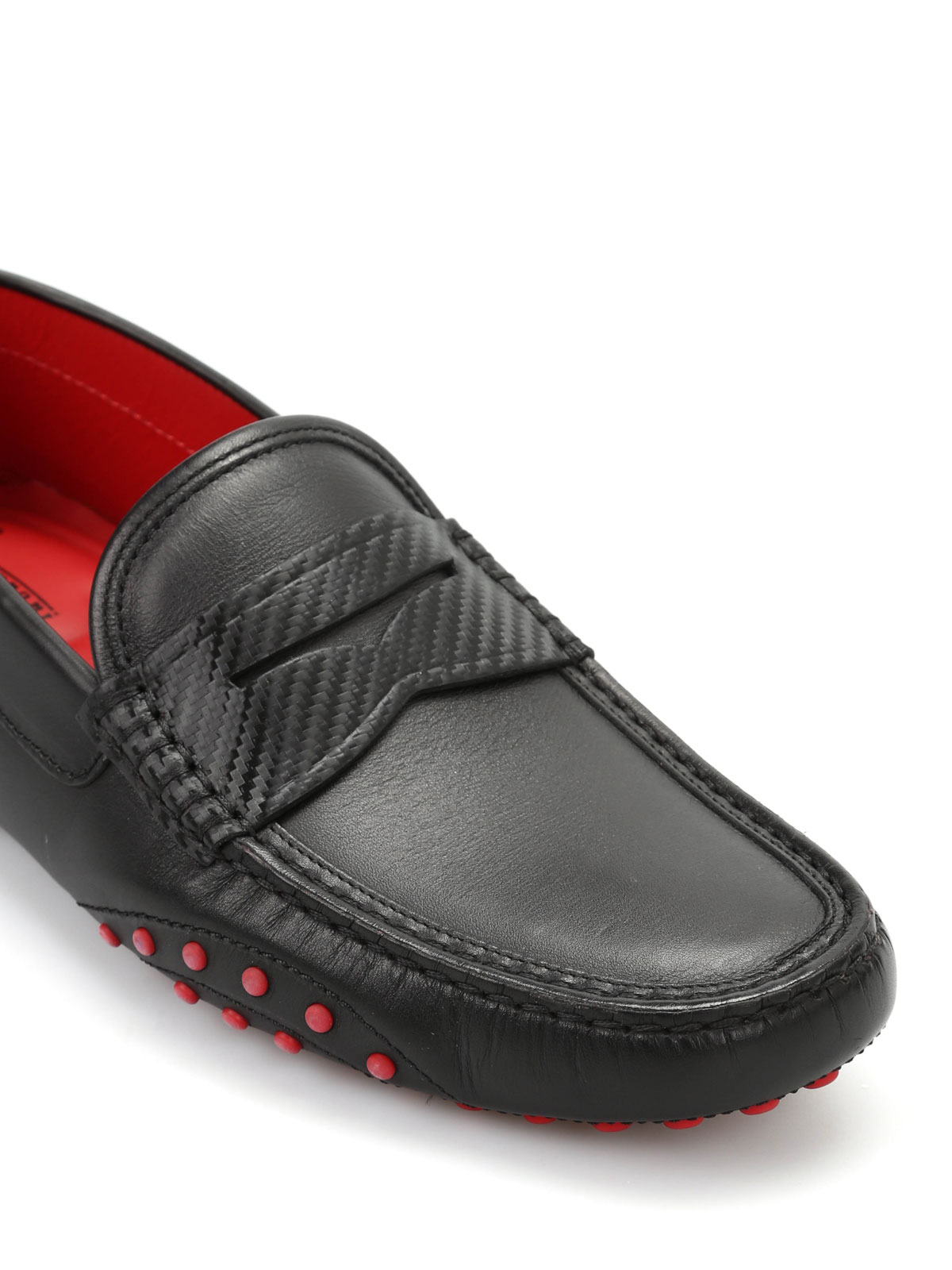72c85e0b42 Tod'S - Mocassini Gommino Ferrari - Mocassini e slippers ...