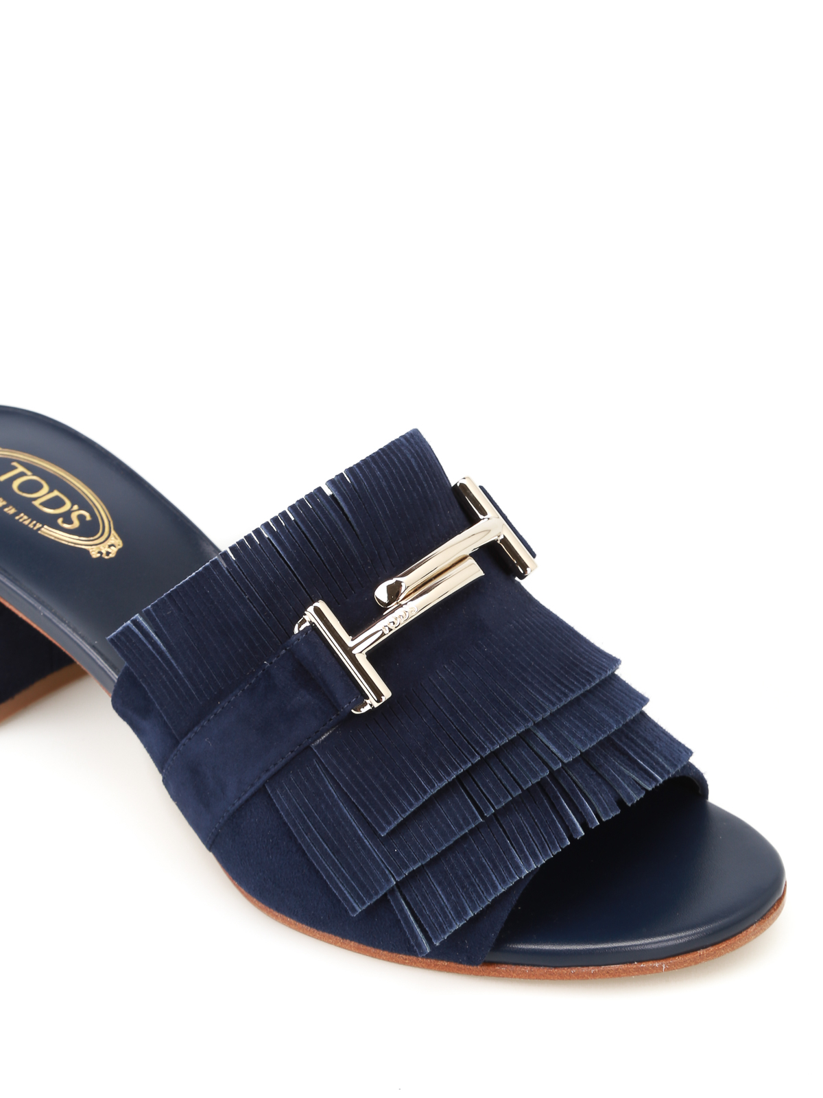 Tod's Xxw38a0x700hr0u824 Double Sandales Sandales Tod's T v4fqRR