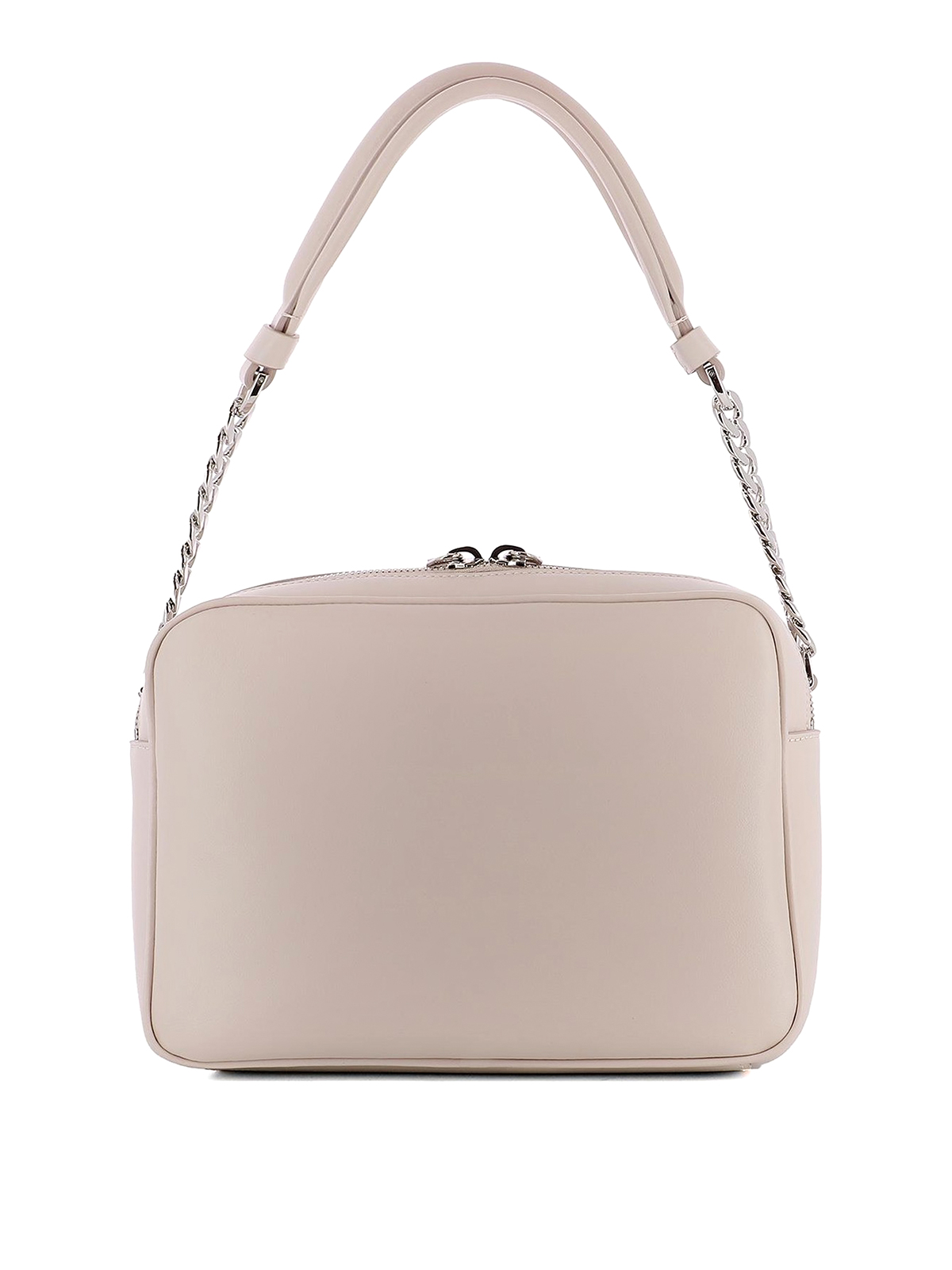 e1c1654f902 Tod'S - Double T leather mini camera bag - shoulder bags ...