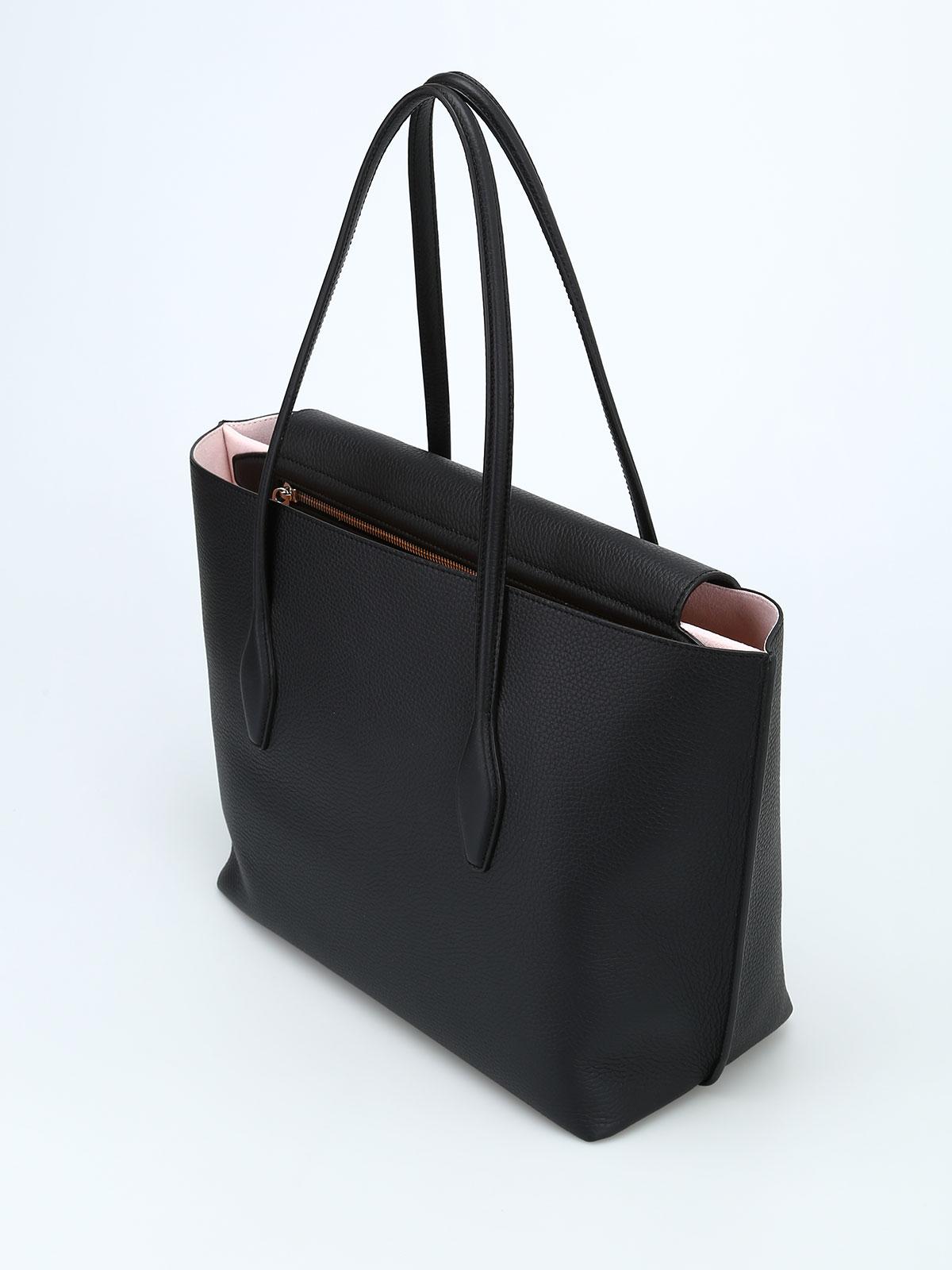 3d5a49e3d Tod'S - Shopper - Schwarz - Handtaschen - XBWANXA0300RIAB999 | iKRIX.com