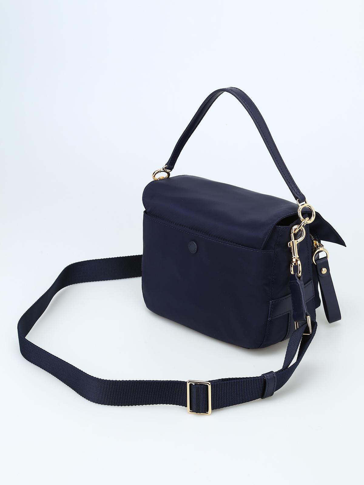 9980ec3c1b7 iKRIX TORY BURCH: cross body bags - Tilda blue nylon cross body bag