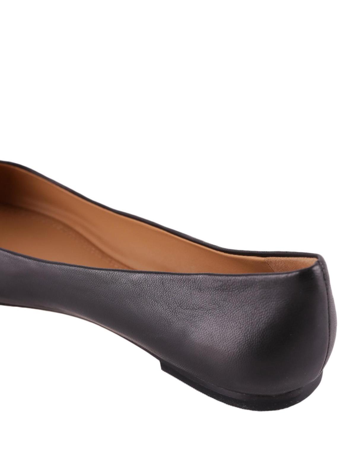 190139208a3a Tory Burch - Chelsea black nappa flats - flat shoes - 46882 009