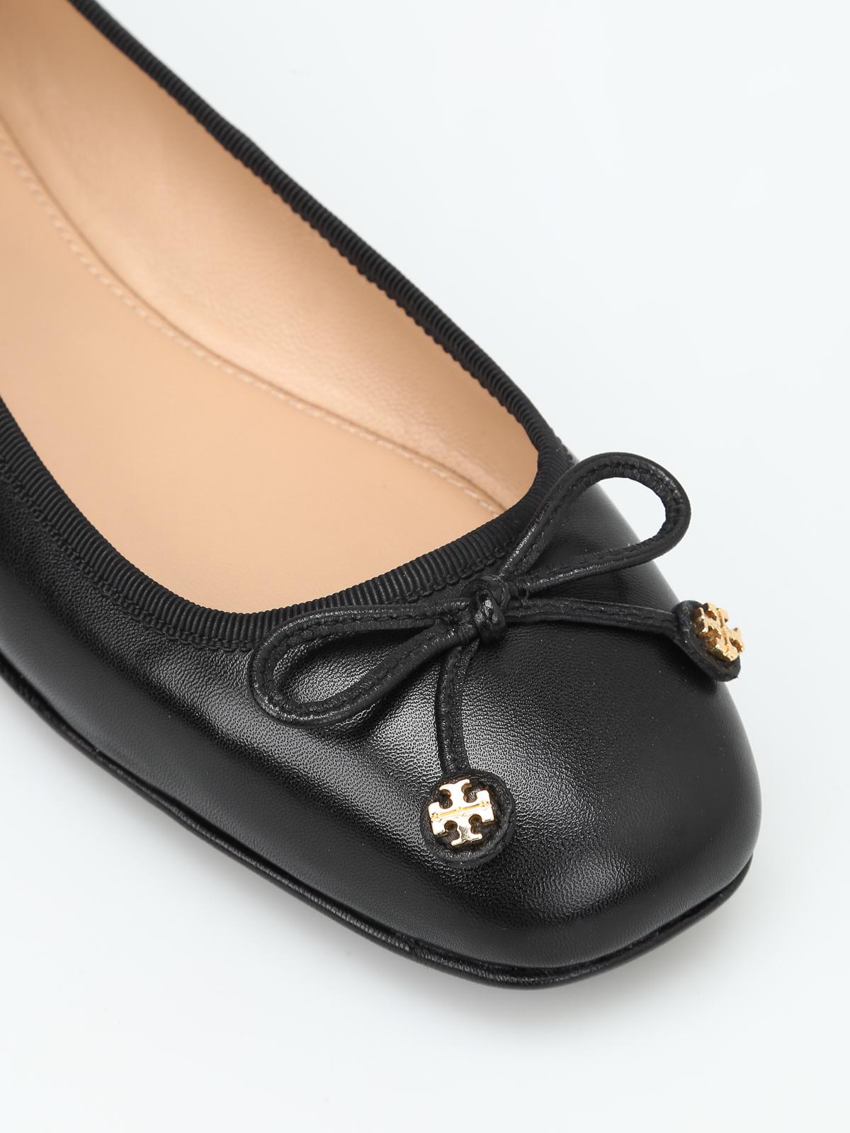 ec54b5c8bddc Tory Burch - Laila driver ballet flat - flat shoes - 36834 001 ...