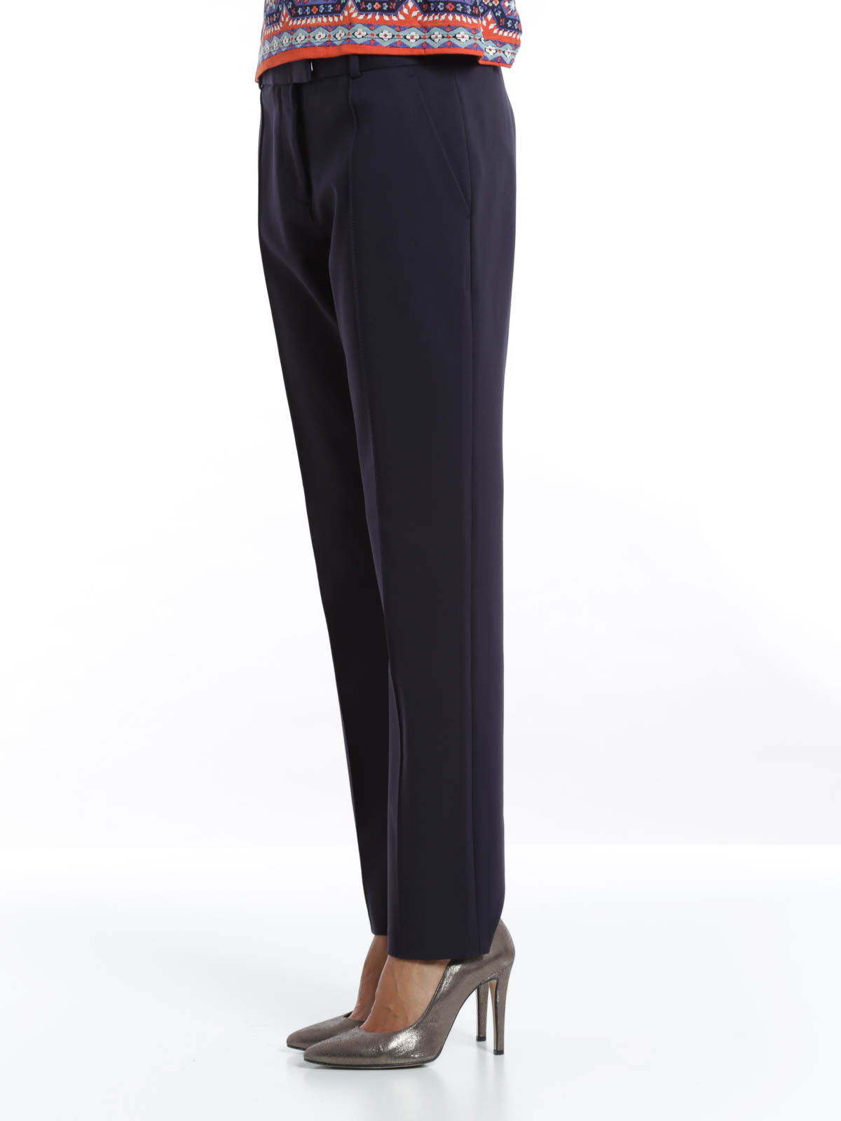 8be8b44228db Tory Burch - Men trousers - Tailored & Formal trousers - 22152201 411