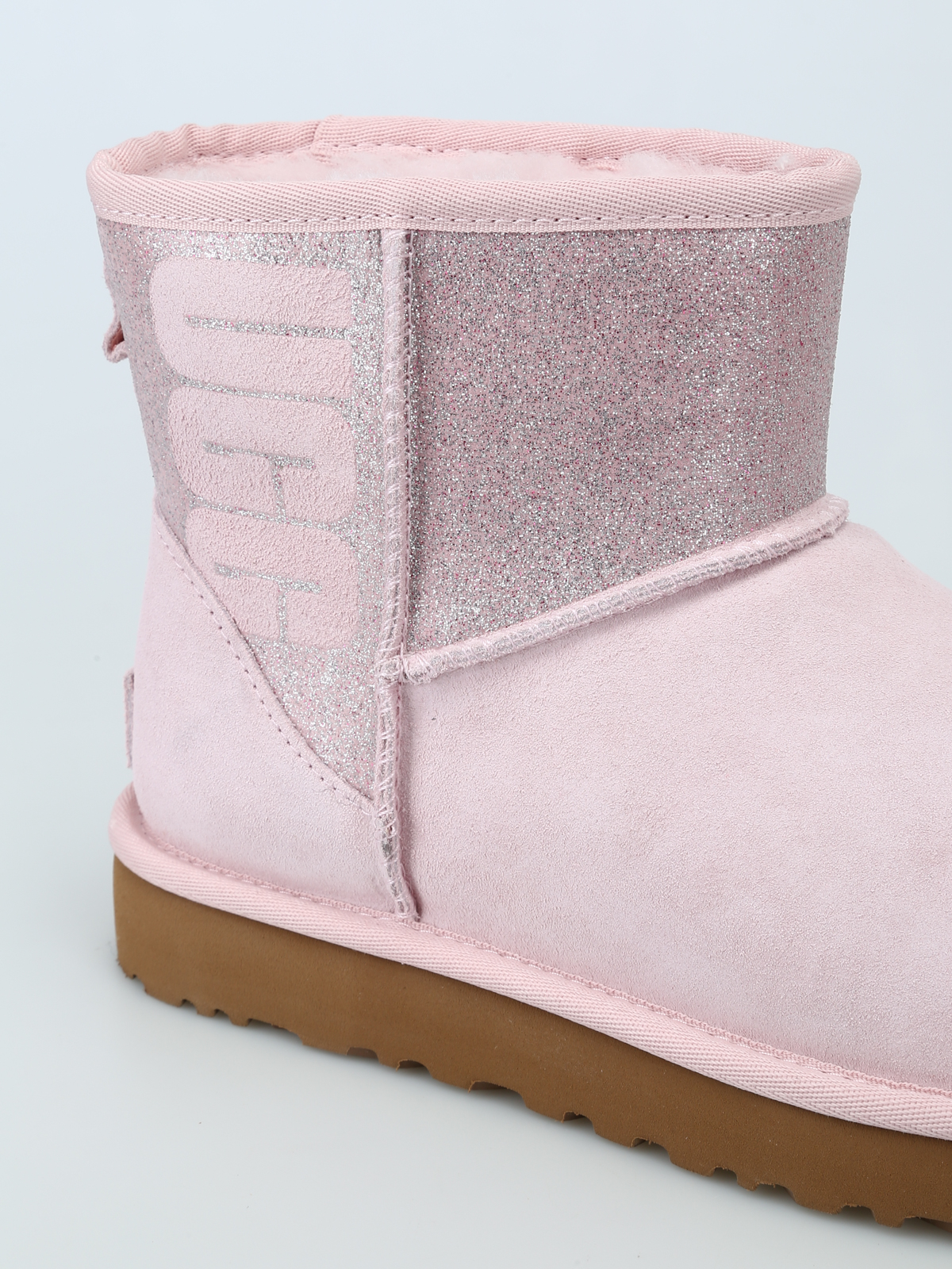b147c545d99 Ugg - Classic Mini Sparkle ankle boots - ankle boots ...