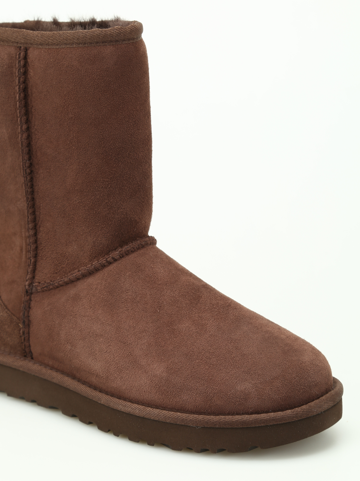 Chocolate Ankle Ugg Boots | Mindwise