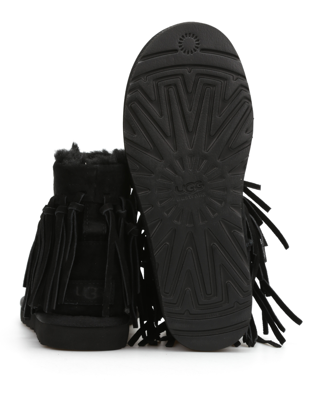 ugg boots nero venerdì