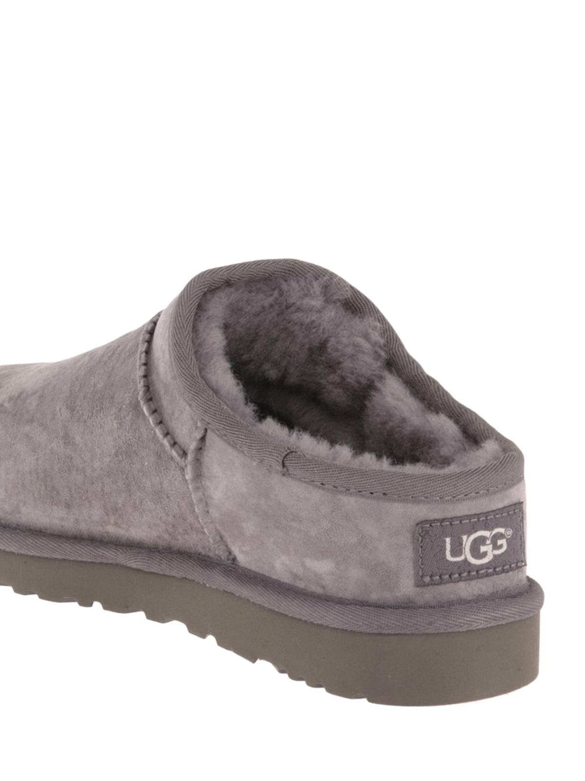 565ec9d9f64 Ugg - Classic Slipper - Loafers   Slippers - 1009249 GREY
