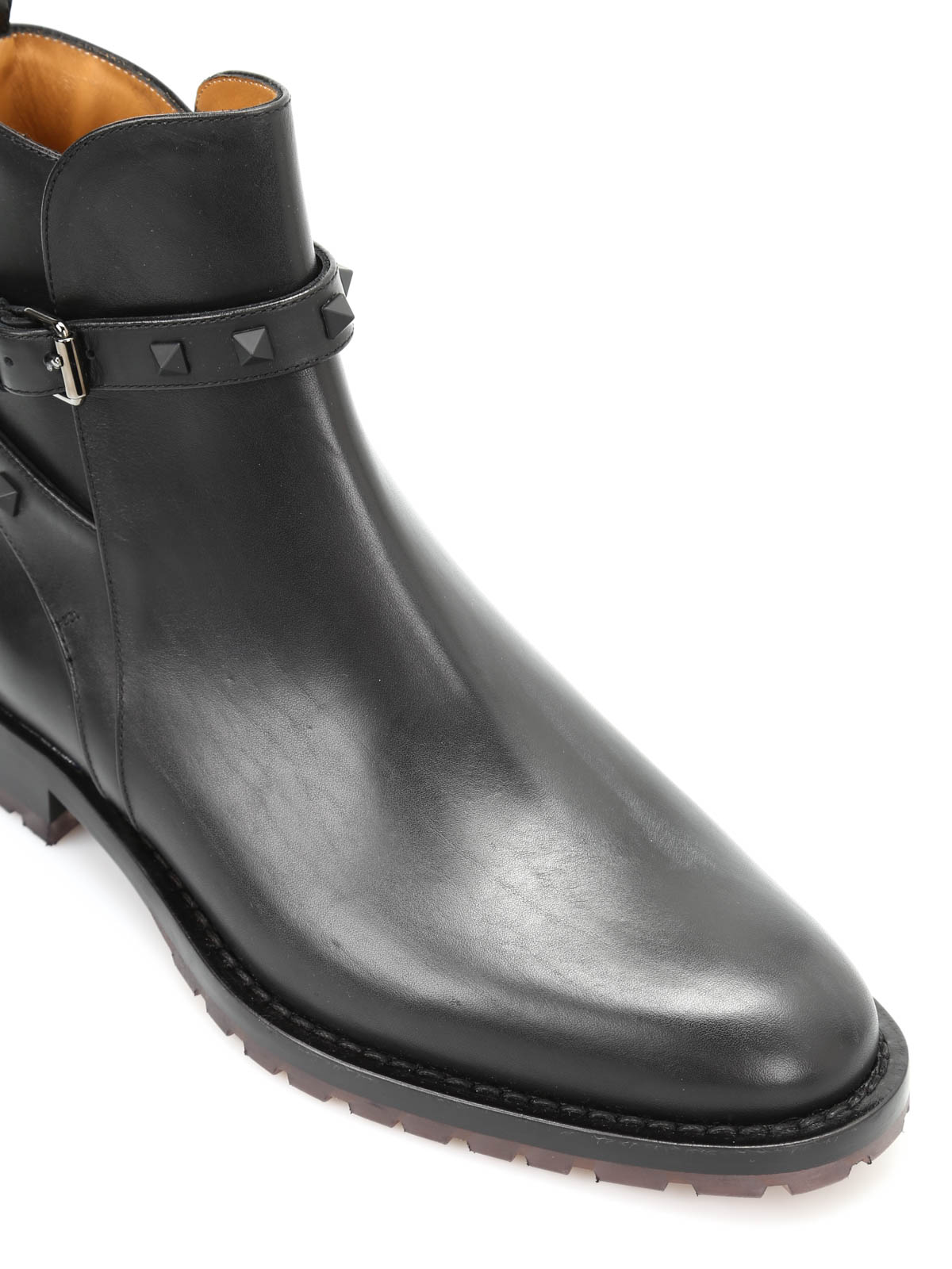 6c37de56e052f Valentino - Beatle ankle boots - ankle boots - LY2S0878VTR 0NO ...
