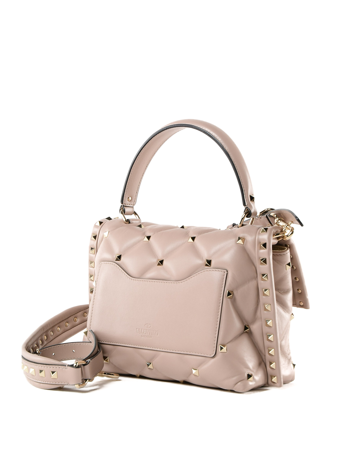 ba4a45692ab5 iKRIX VALENTINO GARAVANI  bowling bags - Candystud quilted calfskin small  bag
