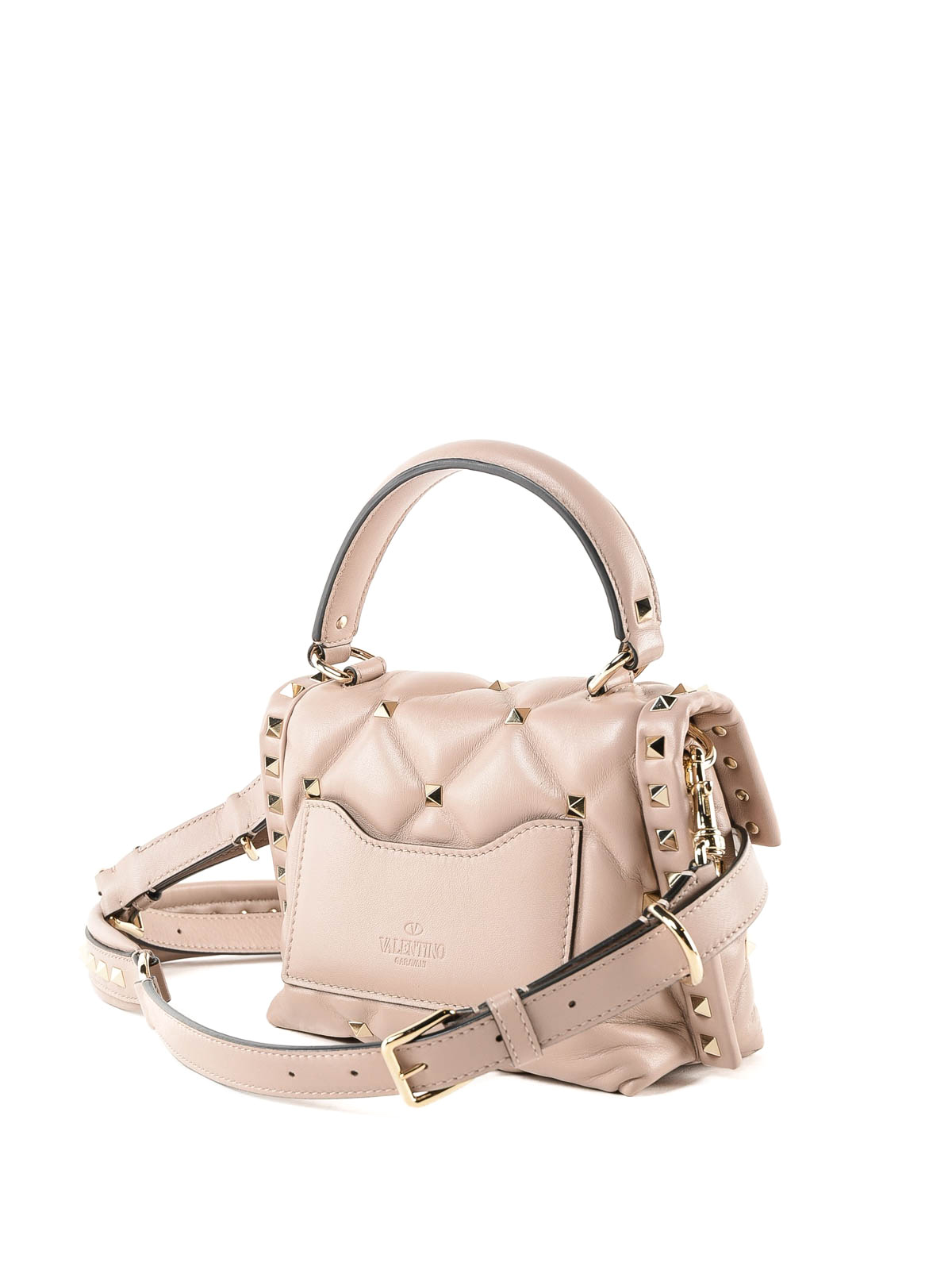 3221bfff62 iKRIX VALENTINO GARAVANI: cross body bags - Candystud quilted leather  crossbody bag