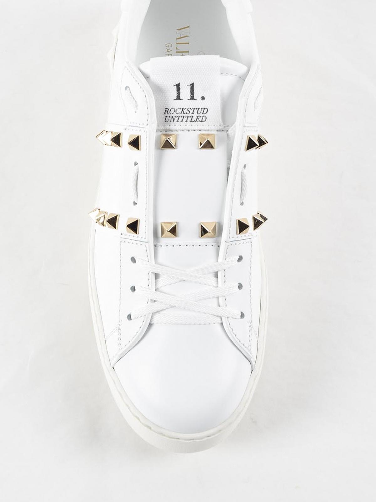 ae393985a55e iKRIX VALENTINO GARAVANI  trainers - 11. Rockstud Untitled sneakers