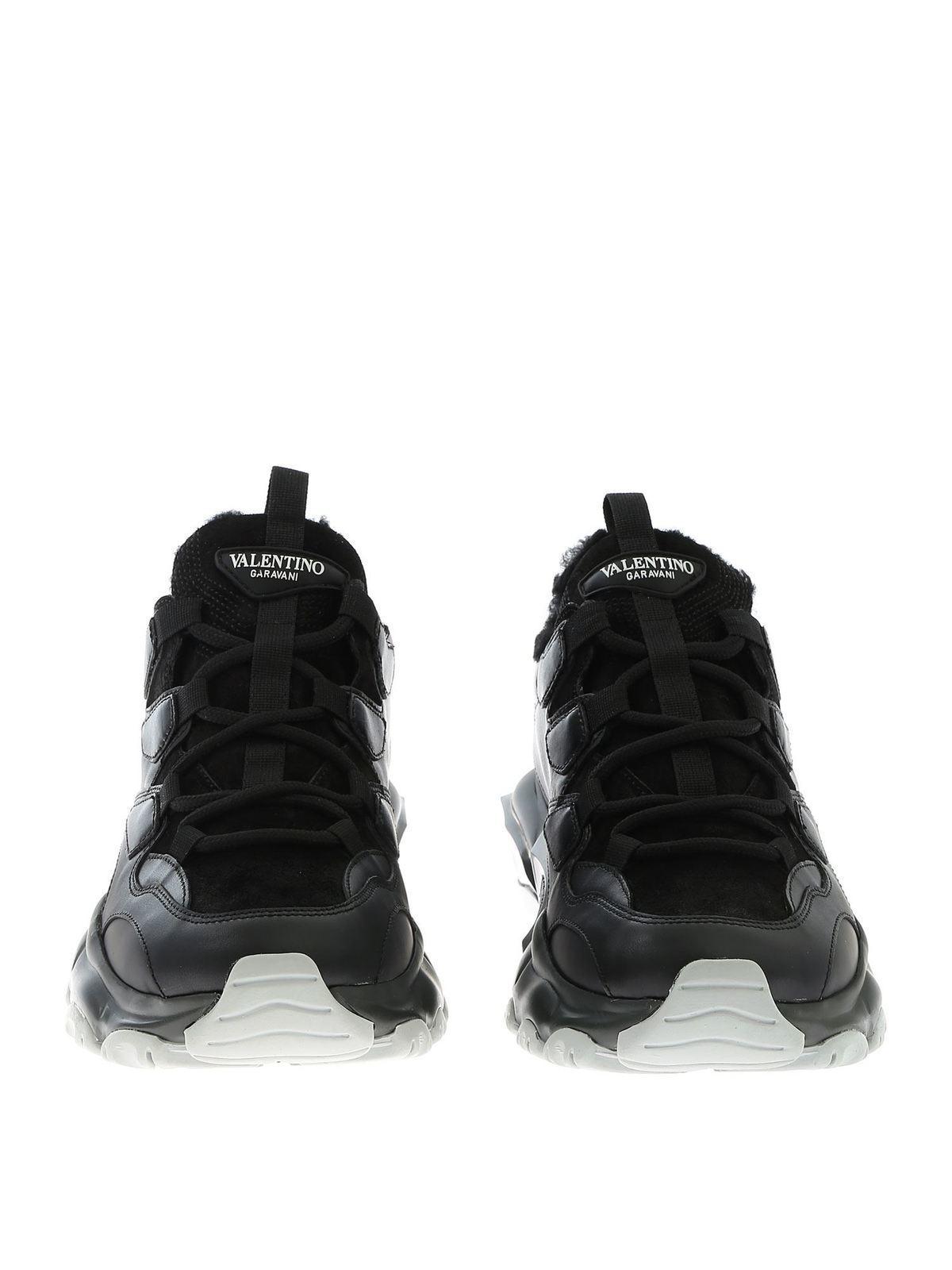 Valentino Garavani - Bounce sneakers in