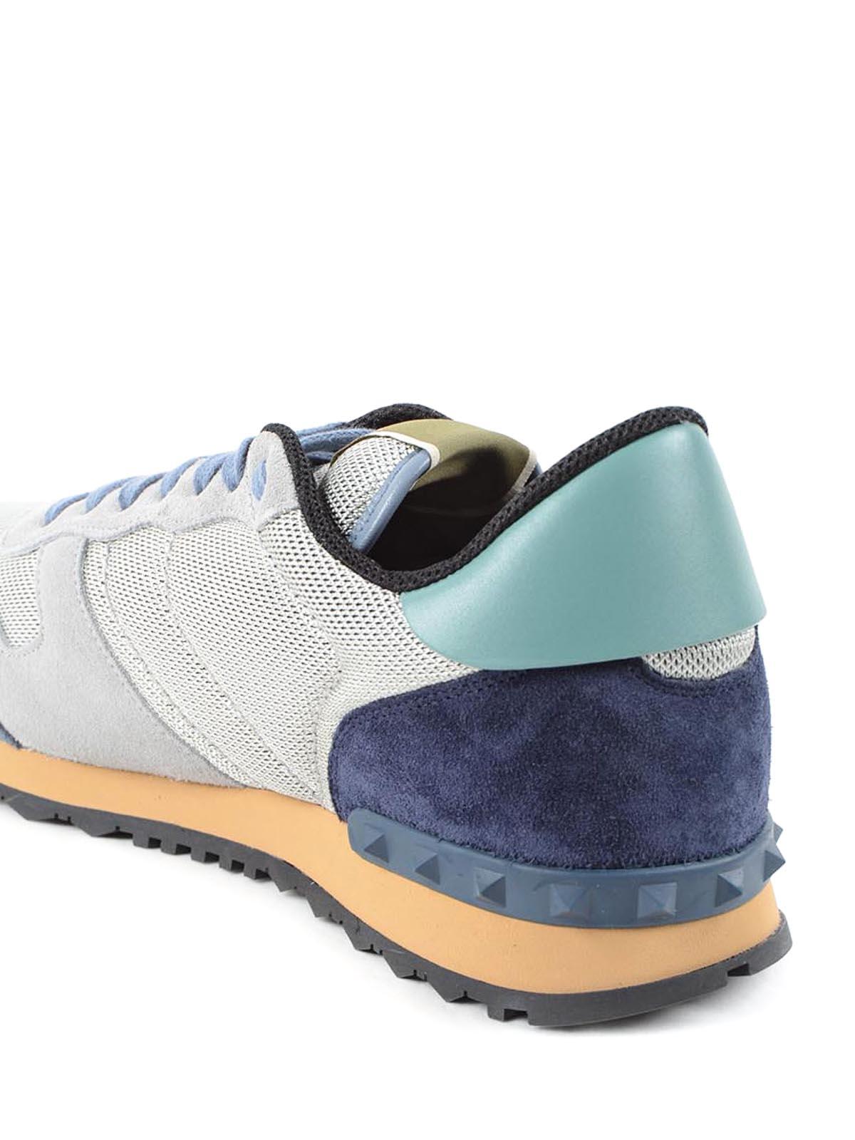 fceae56747d iKRIX VALENTINO GARAVANI  Chaussures de sport - Baskets Rockrunner Pour  Homme