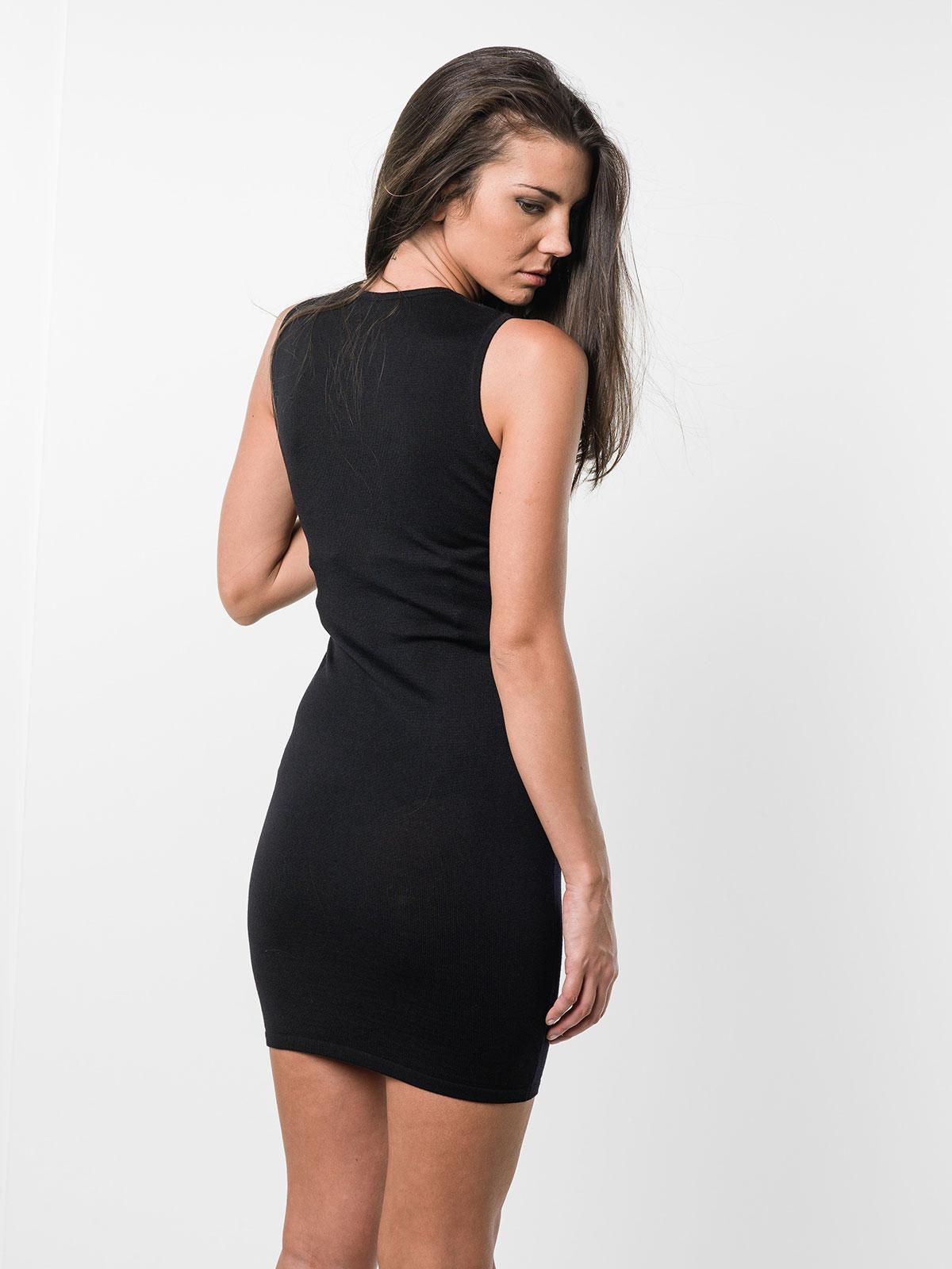Ikrix Versace Short Dresses Knit Dress