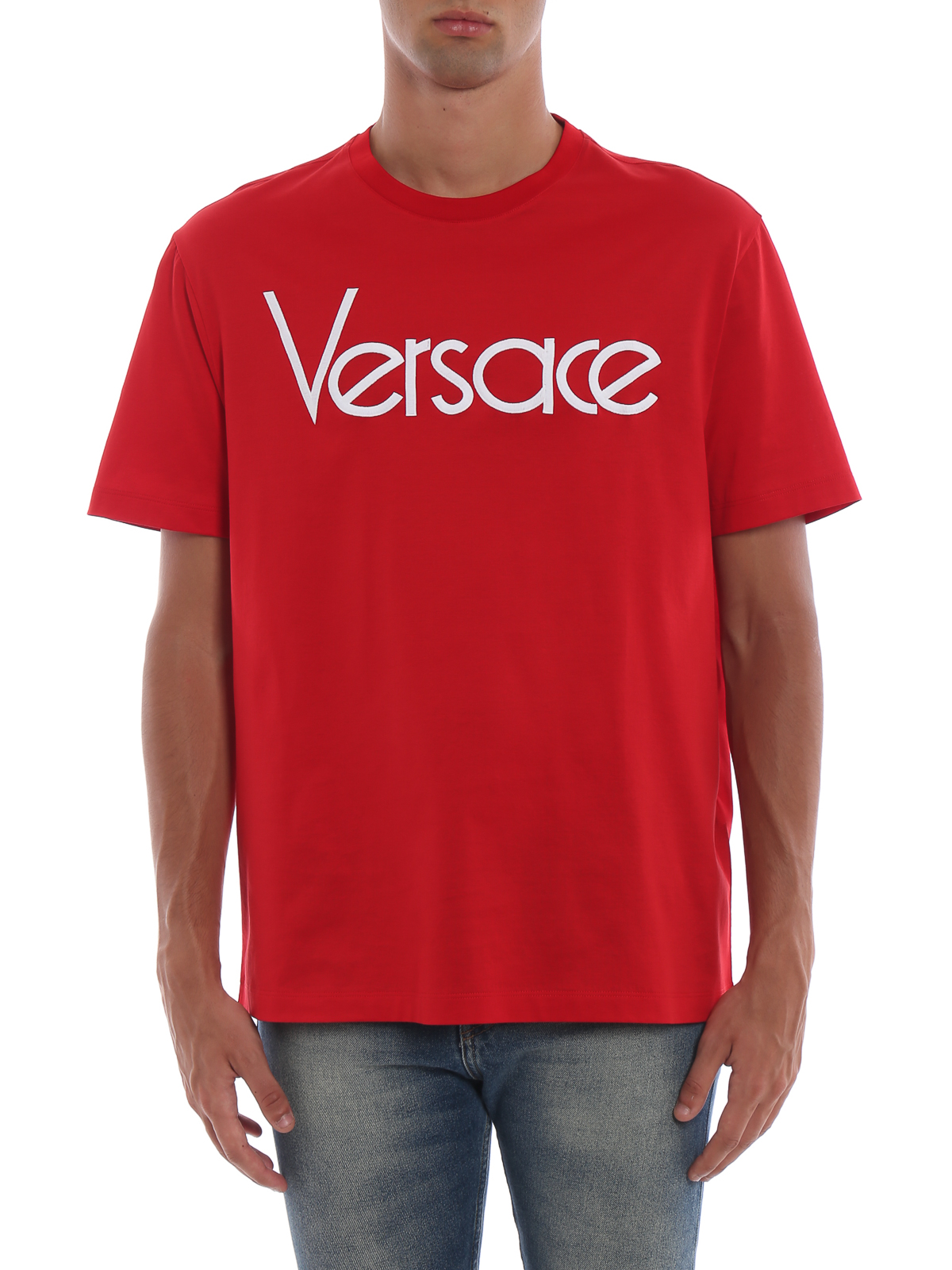 26b6a26c2f Vintage Logo T Shirt Versace – DACC