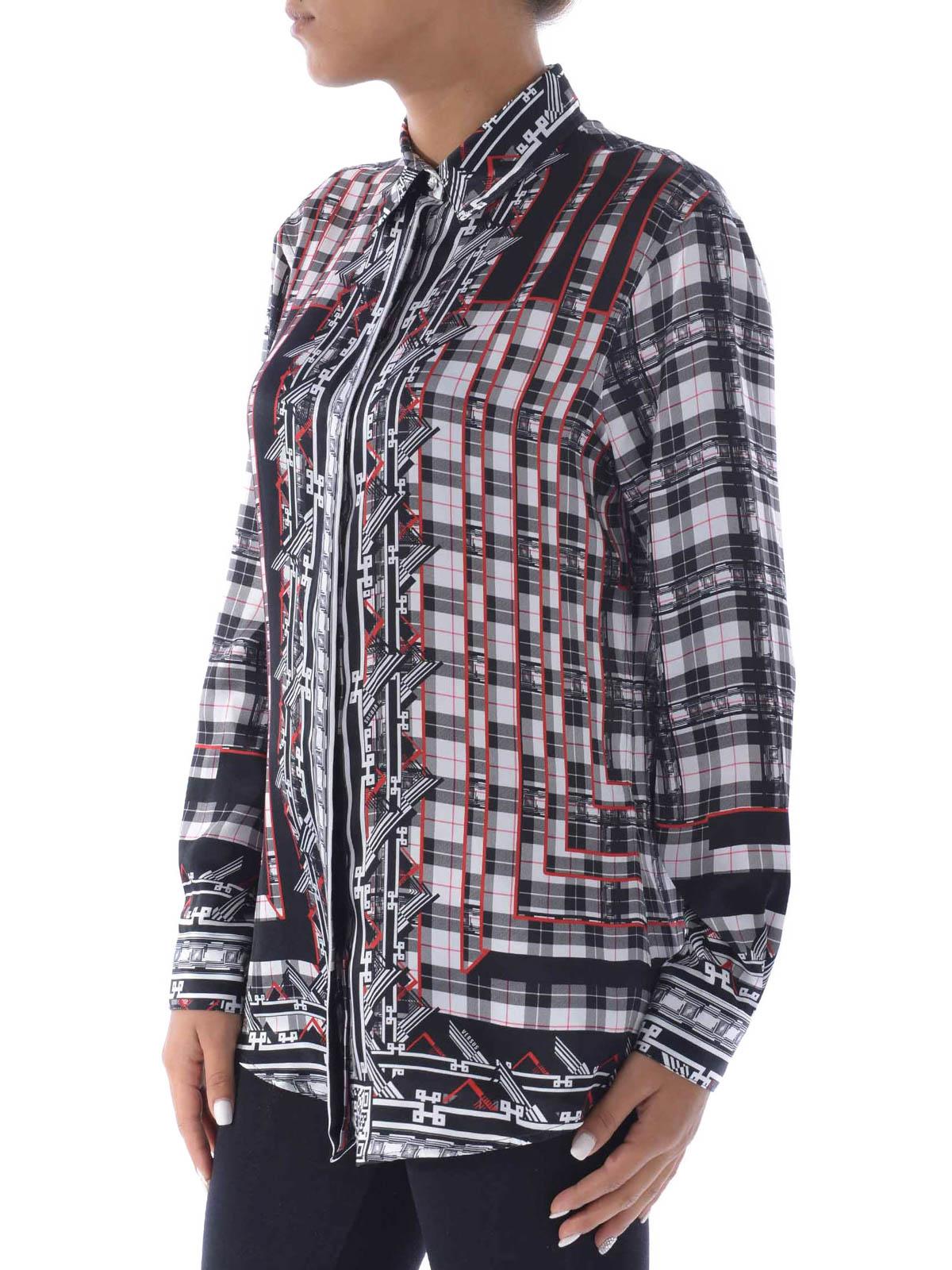 d4d853df606f Versus Versace - Fantasy print shirt - shirts - BD20035 BT20660 B7032