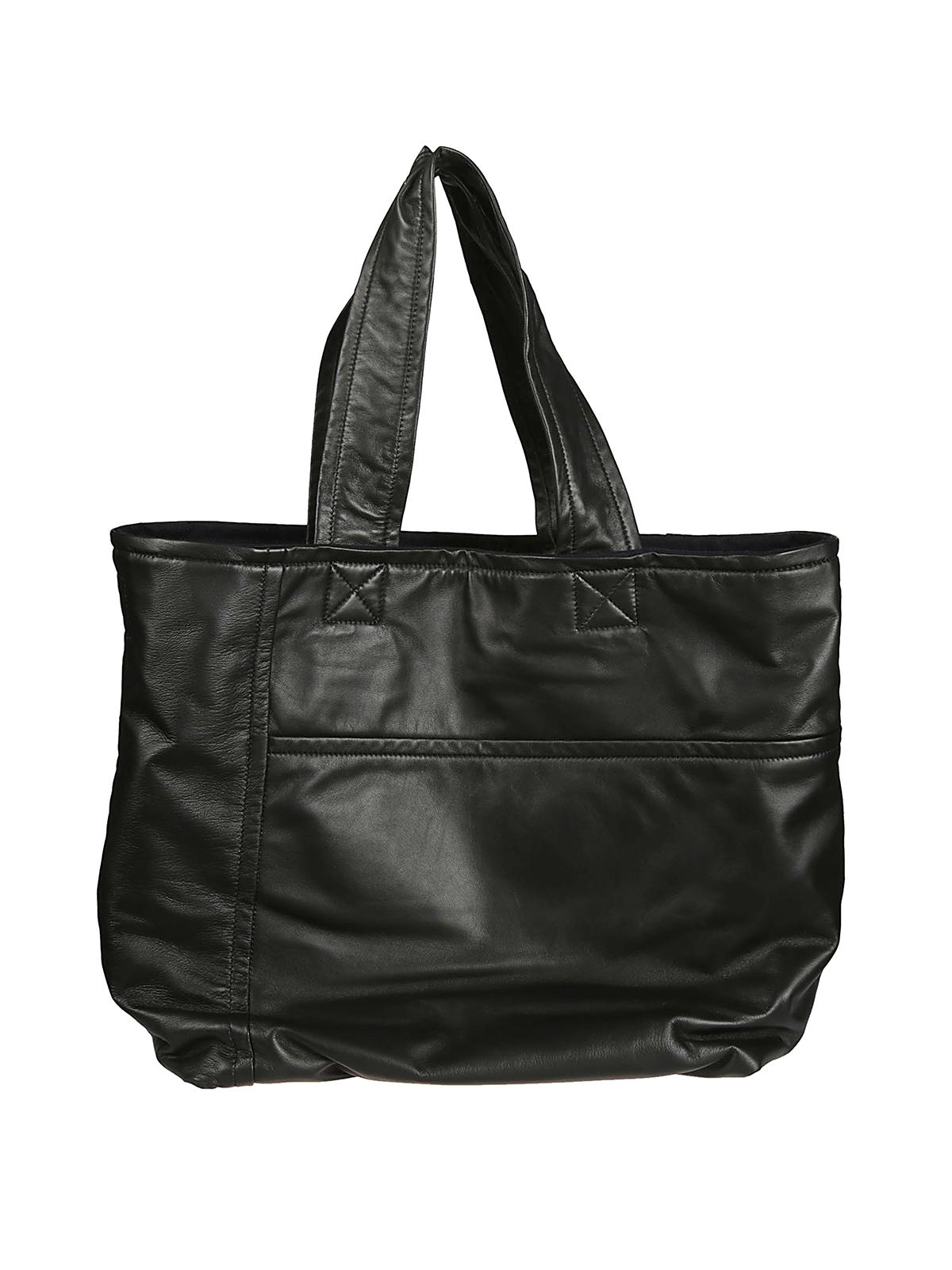 2261e89c3e4e iKRIX VICTORIA BECKHAM  totes bags - Sunday nappa leather slouchy bag