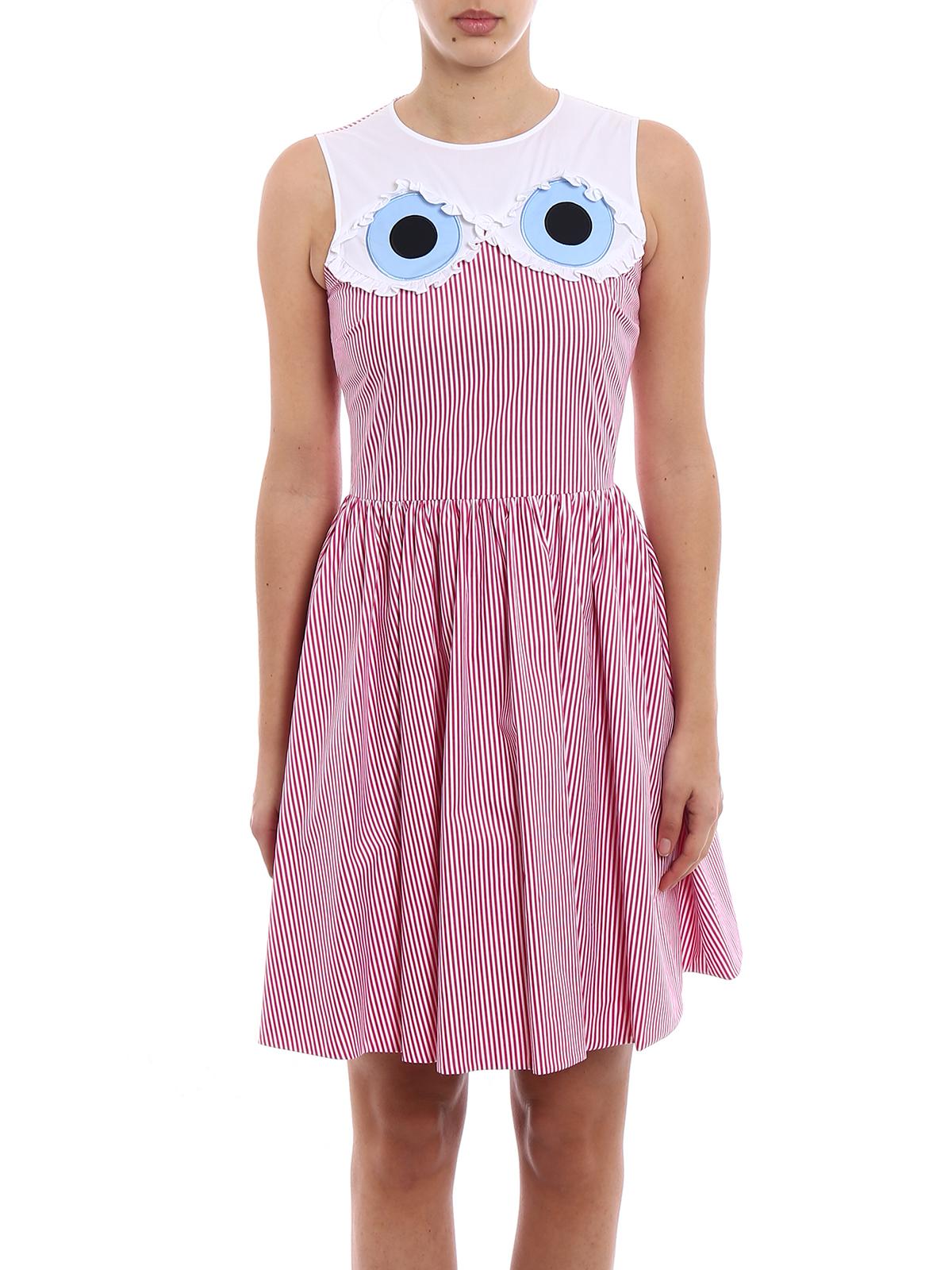 Vv546elara3010 Kleid Knielange Vivetta Pink Knielanges Kleider xeCoWEQrBd