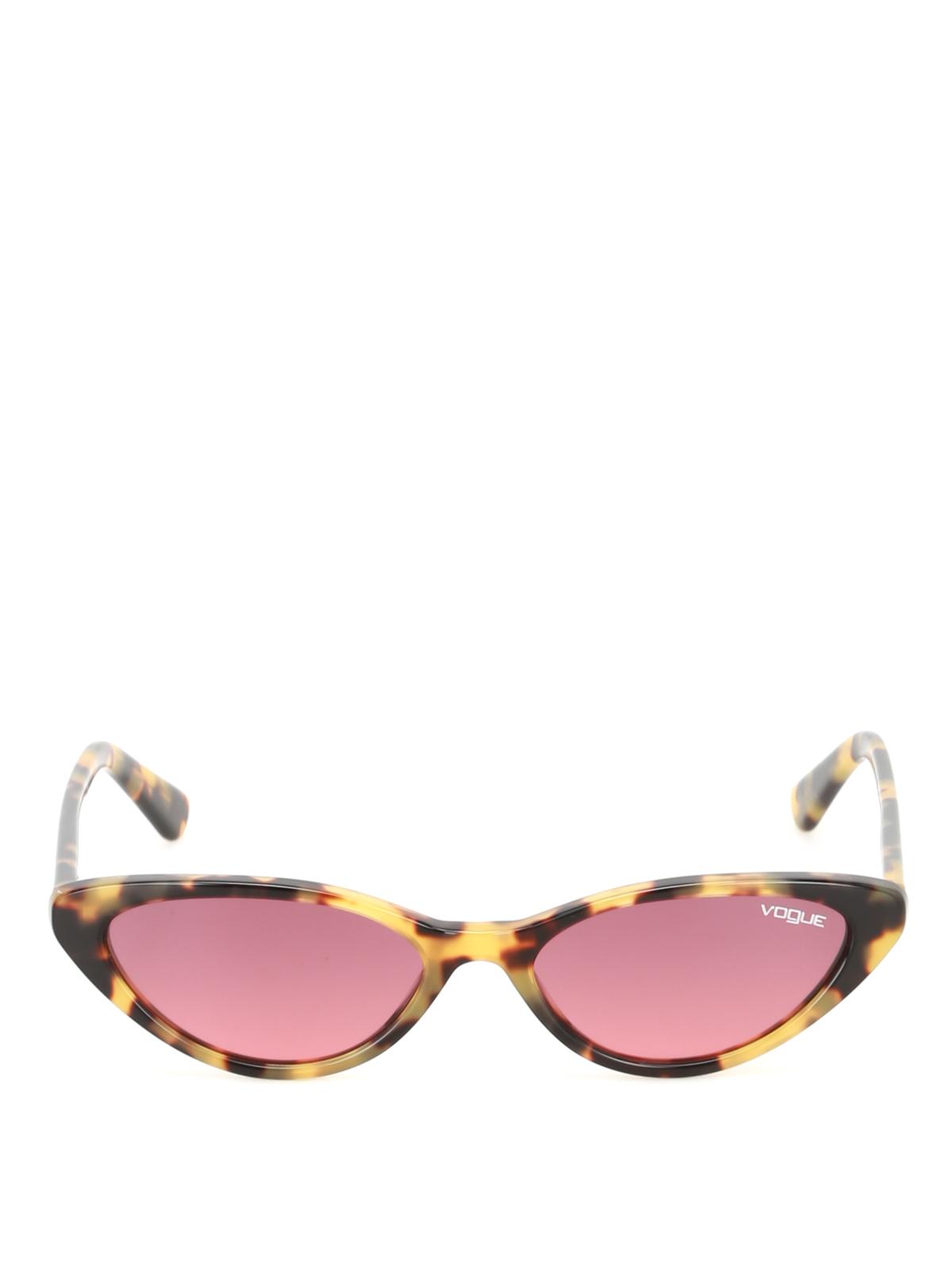 Soleil Lunettes Hadid Vogue De Gigi v0nmN8wO