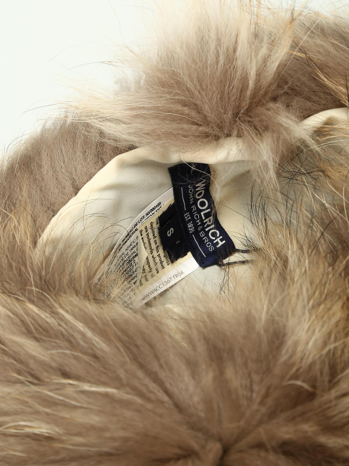 taglia 40 prese di fabbrica regno unito Woolrich - Colbacco Luxury Artic di pelliccia - cappelli ...