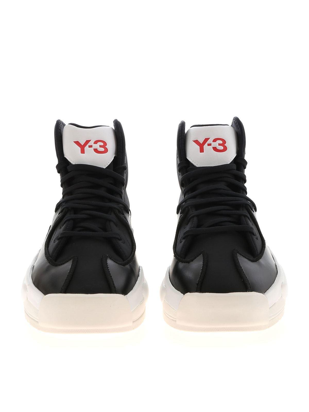 Y-3 - Hokori sneakers in black