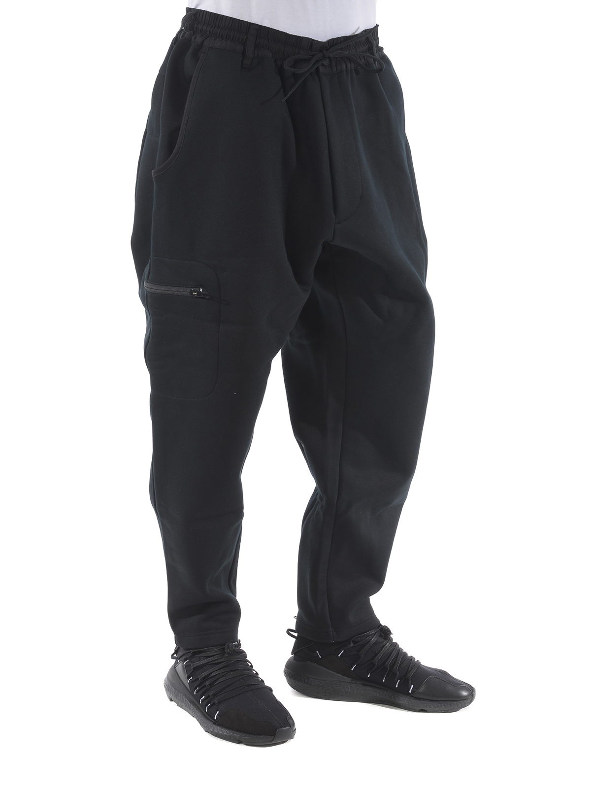 arrives the latest choose best Y-3 - Binding Cargo track pants - tracksuit bottoms - DP0531 ...