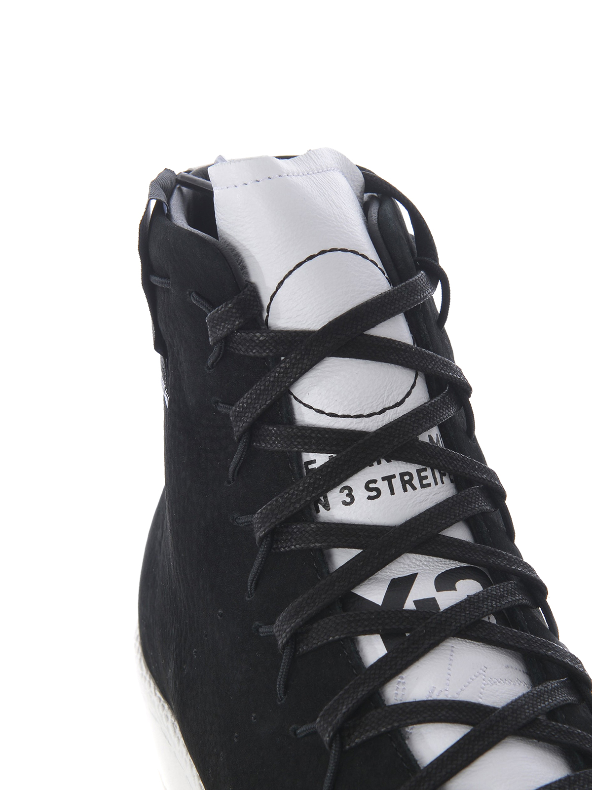 0bdc0f6c0 Y3 - Super High sneakers - trainers - CG6233