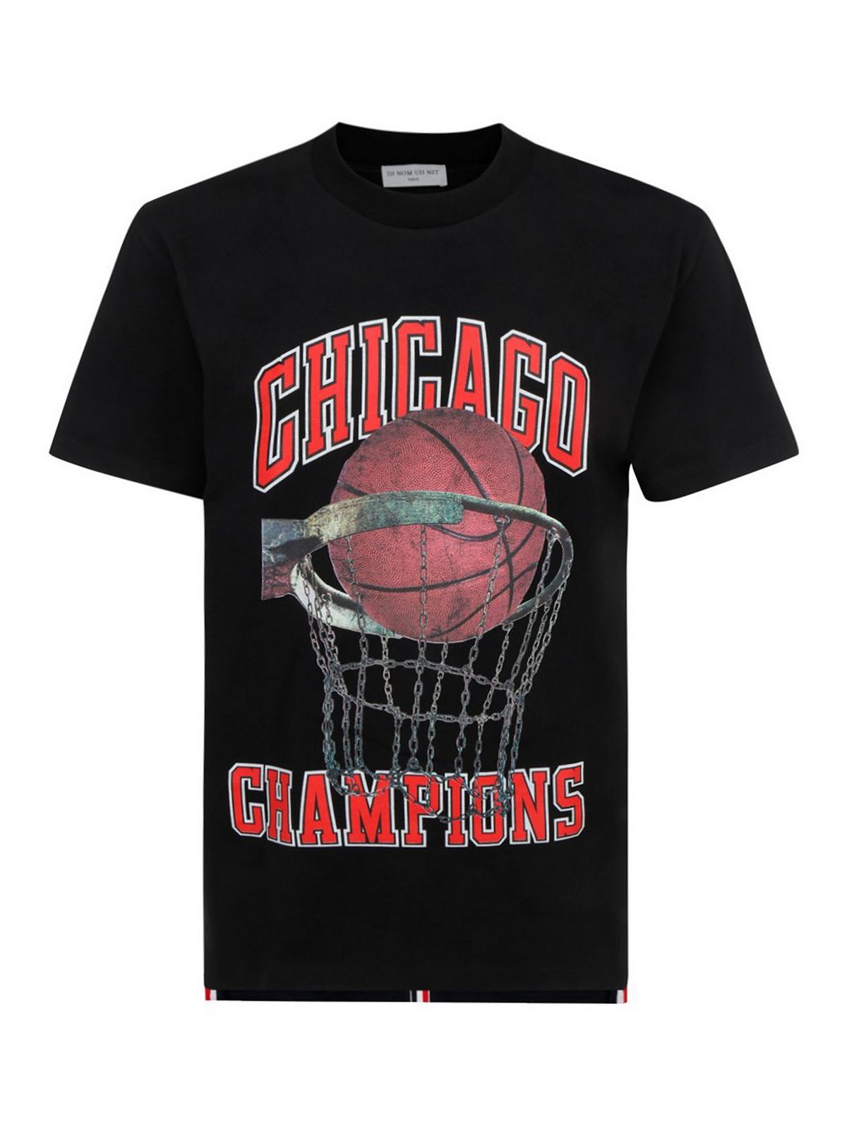 Ih Nom Uh Nit CHICAGO CHAMPION T-SHIRT