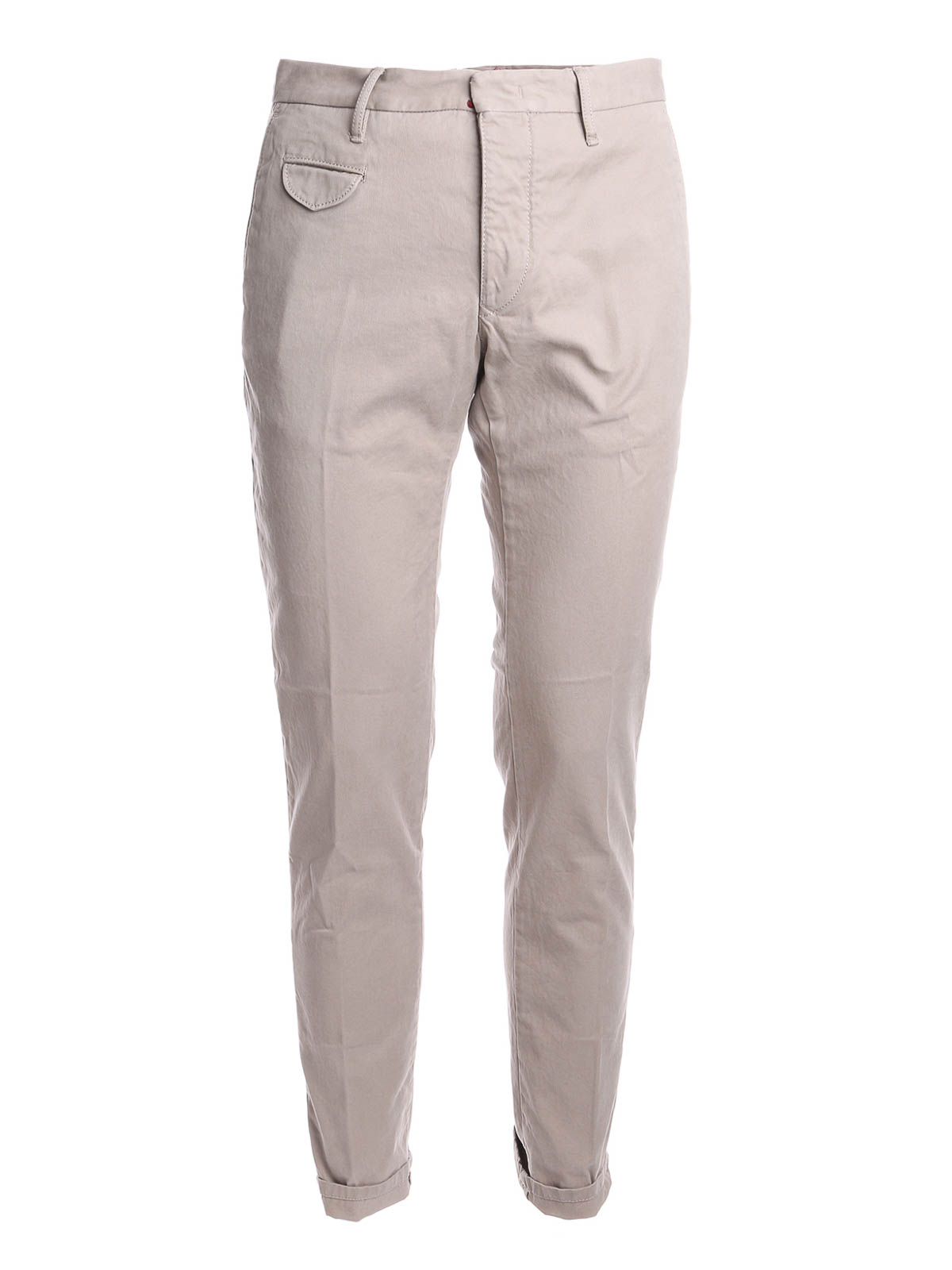 slim-fit jeans - Grey Incotex fJDevHCf