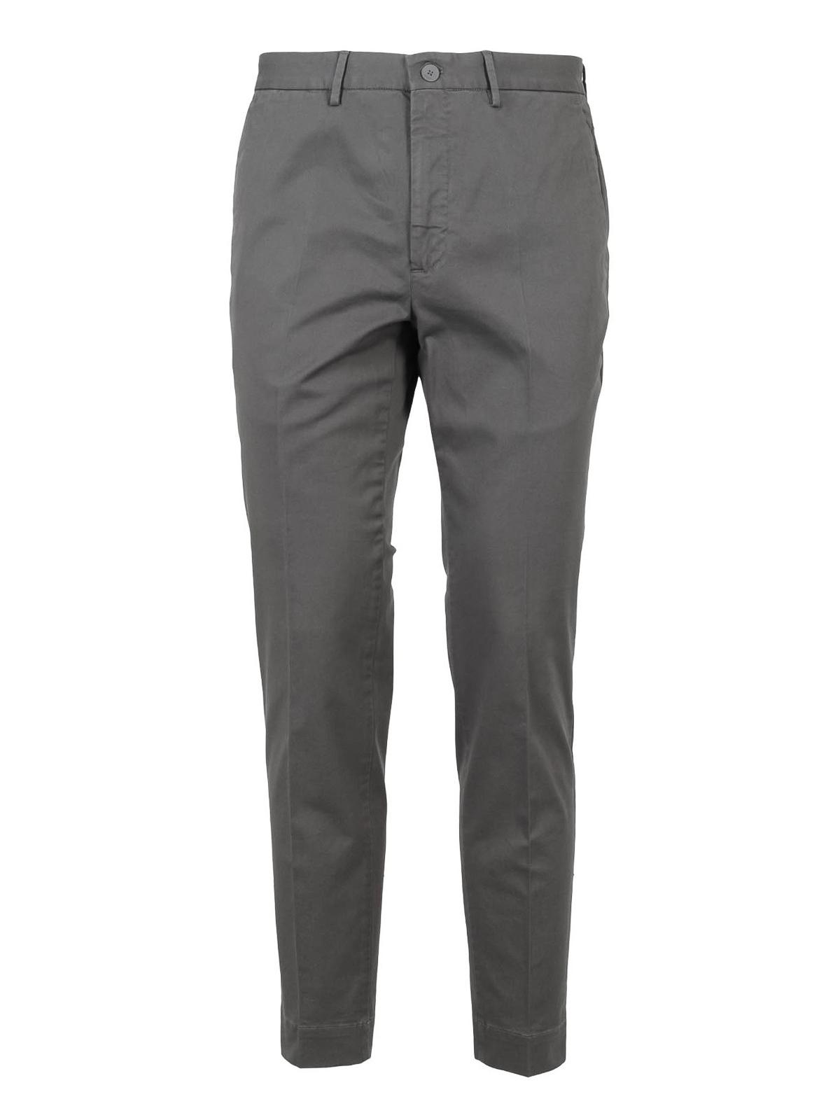 Incotex STRETCH GABARDINE PANTS