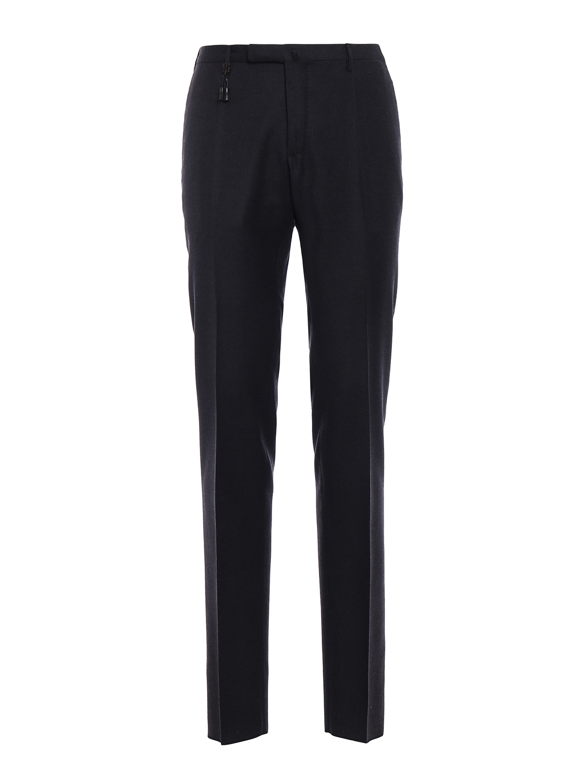 070729b4113d Incotex - Super 100  s wool trousers - Tailored   Formal trousers ...