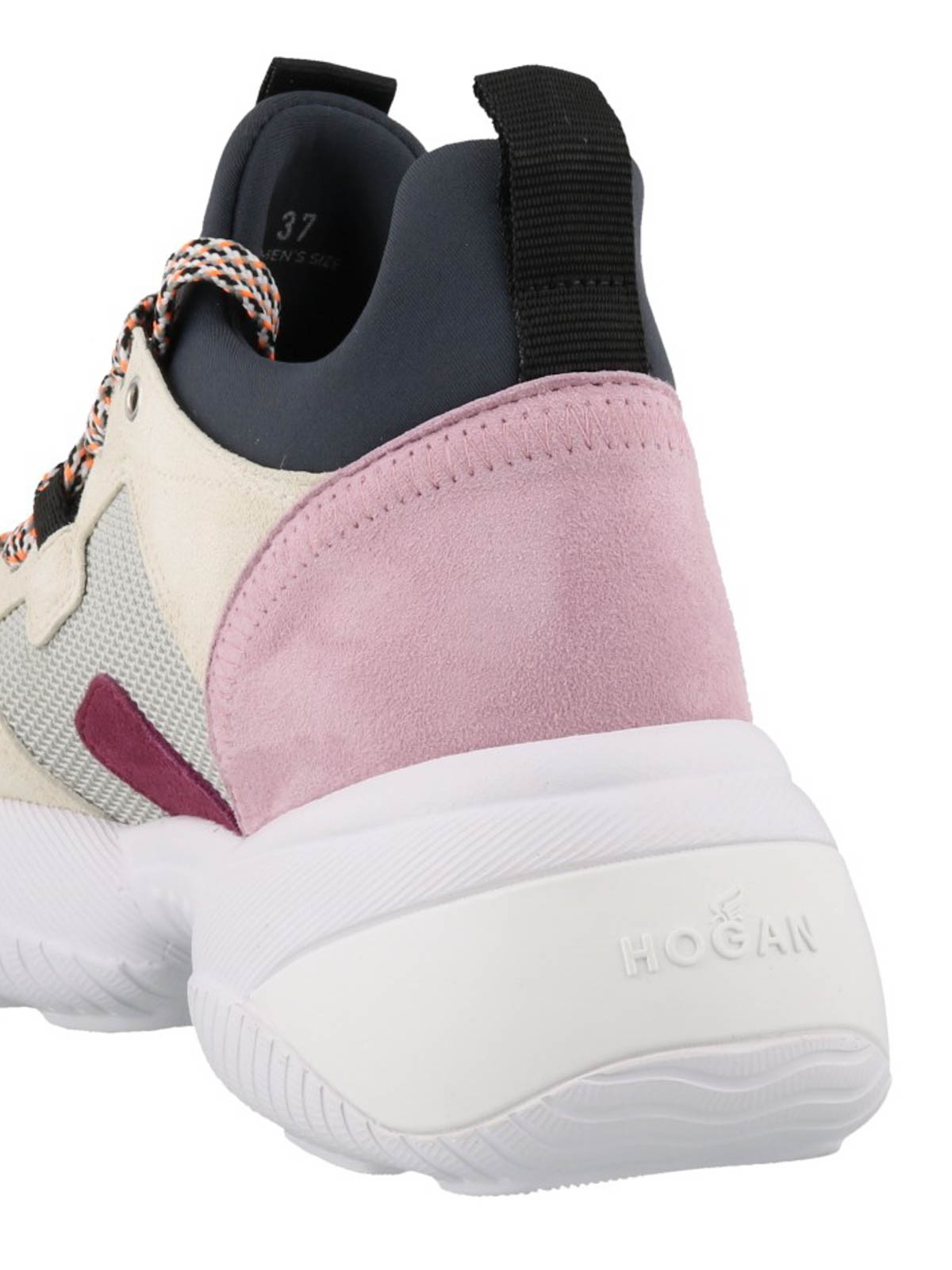 Hogan - Interaction sneakers - trainers - GYW4870CH20ML40QR8 ...