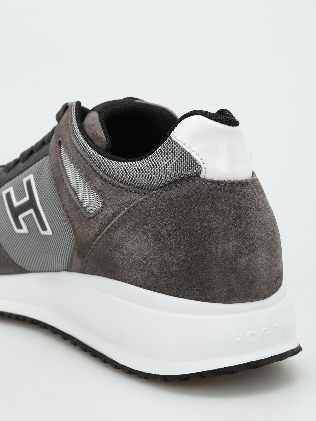 le dernier 8e62b 72904 Hogan - Baskets Interactive N21 Pour Homme - Chaussures de ...