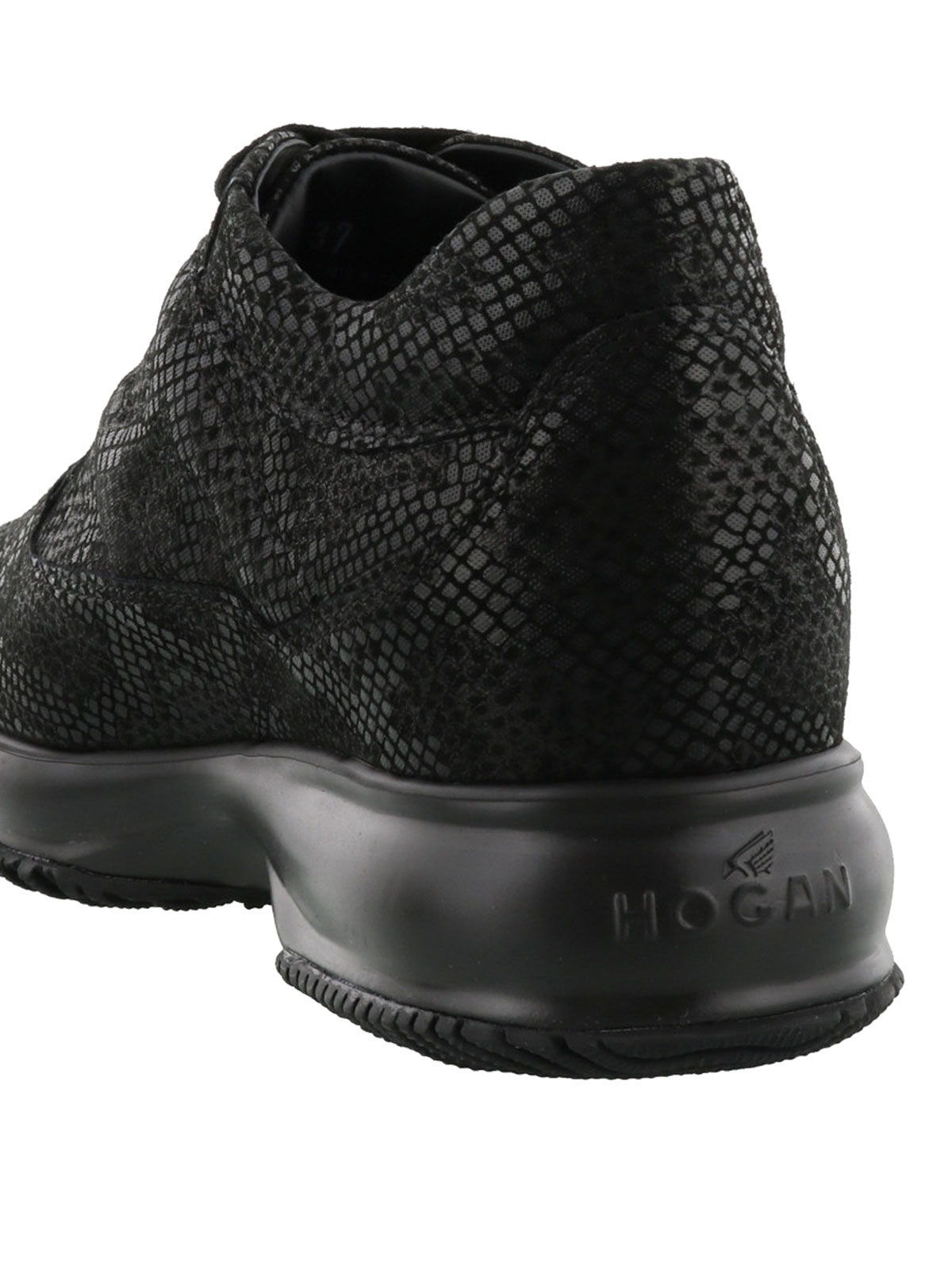Hogan Interactive Shiny Suede Sneakers New Lower Prices 0VLX9B