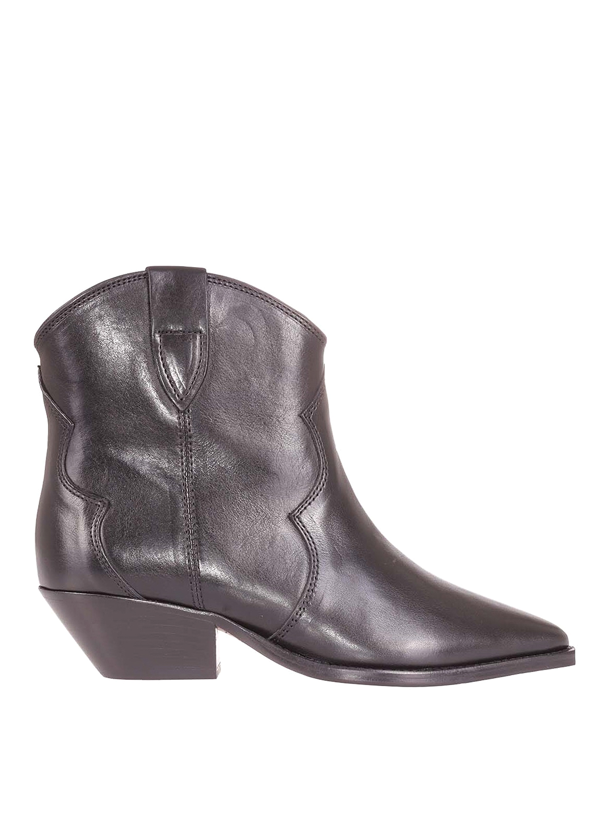 Isabel Marant Leathers DEWINA 50 ANKLE BOOTS