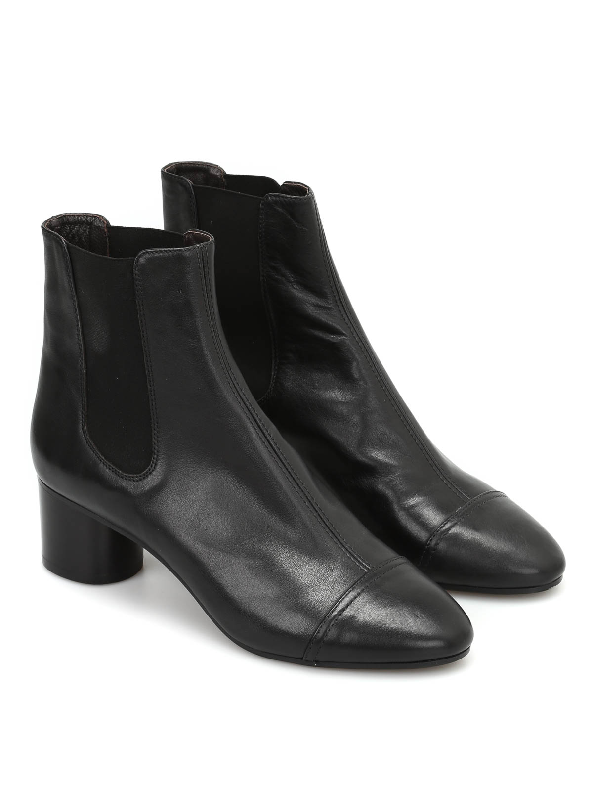 Ankle Boots Isabel Marant Danae leather slip on ankle boots by isabel marant ankle boots ikrix isabel marant ankle boots online danae leather slip on ankle boots sisterspd