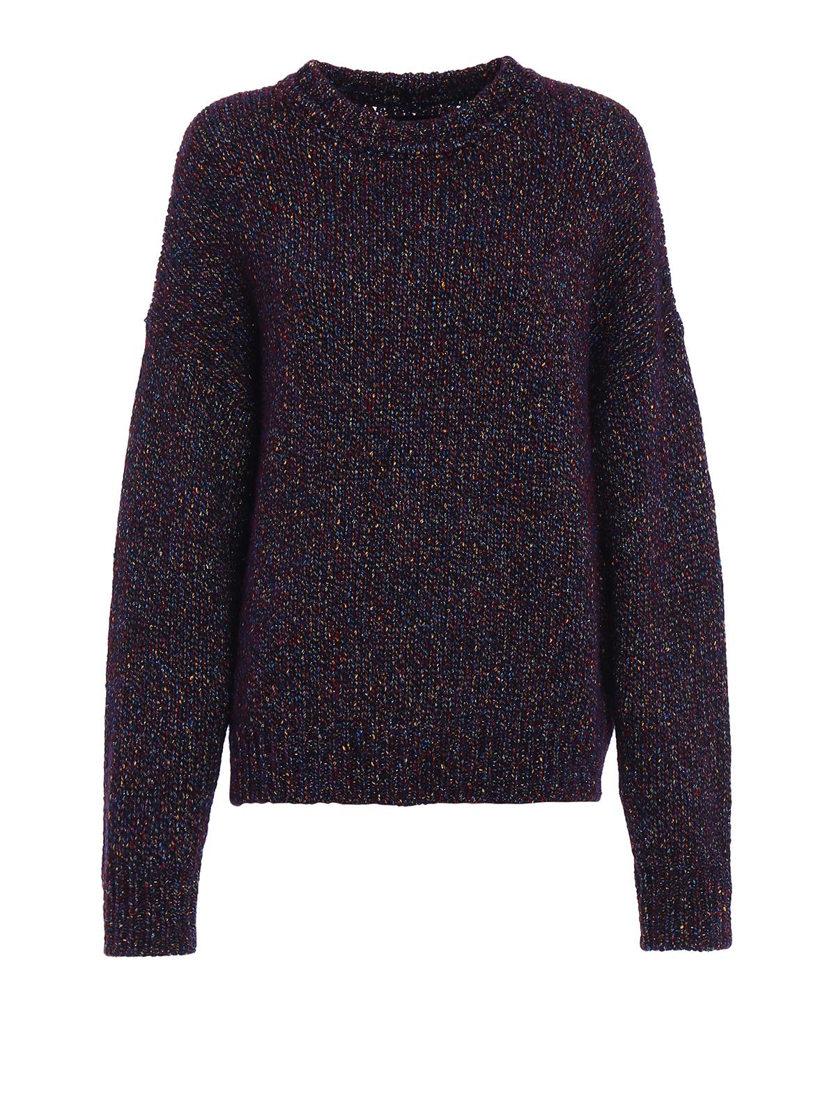 arthur lurex embellished pullover by isabel marant crew necks ikrix. Black Bedroom Furniture Sets. Home Design Ideas