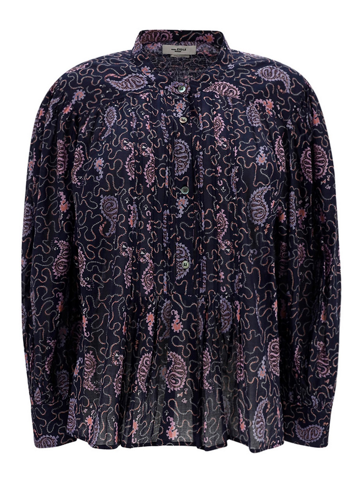 Isabel Marant Étoile PAISLEY COTTON SHIRT