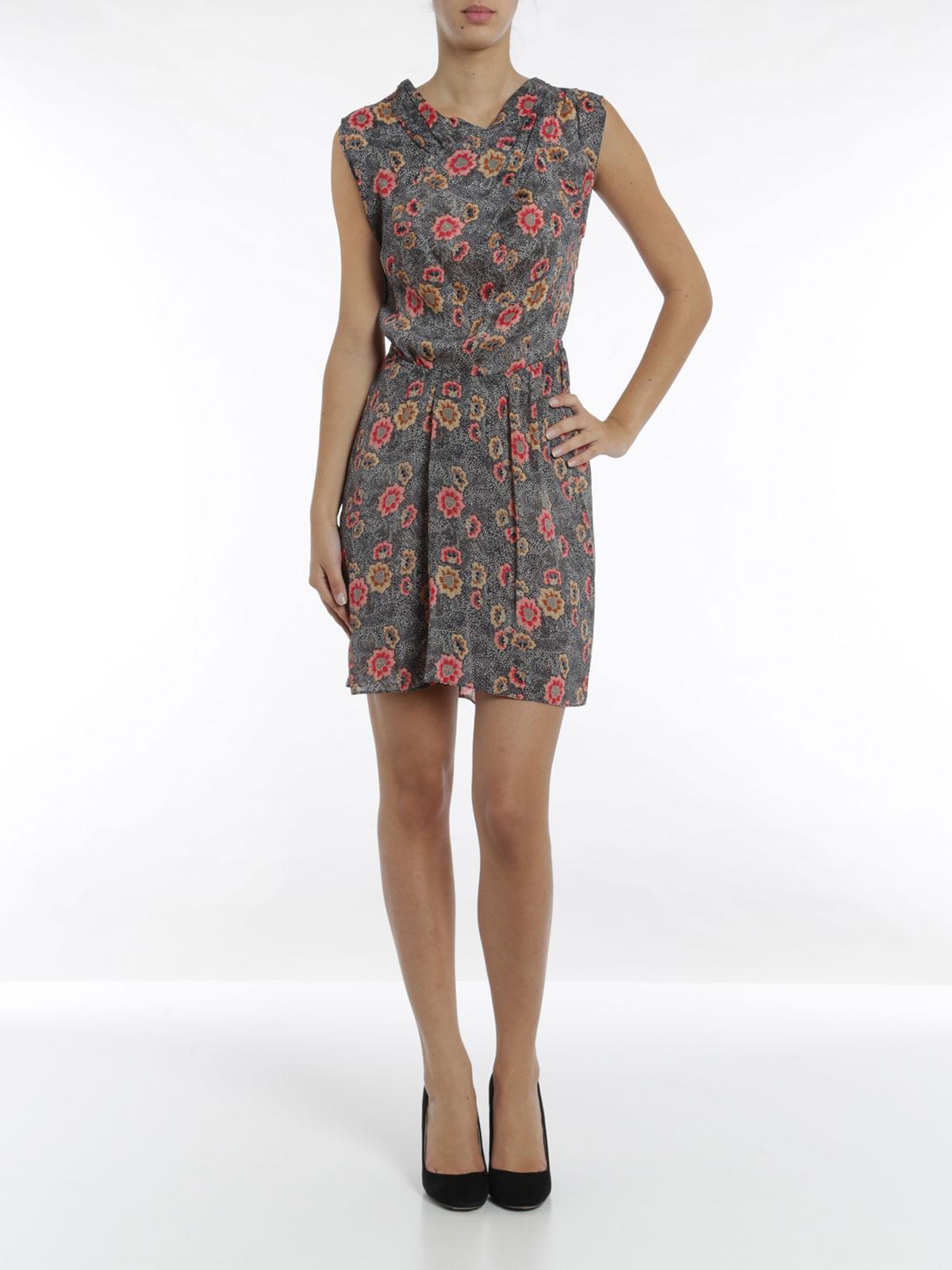 isabel marant etoile: short dresses online Sukey dress