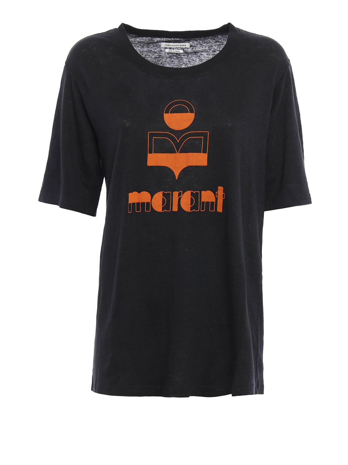 Kendriwa Over T Shirt By Isabel Marant Etoile T Shirts