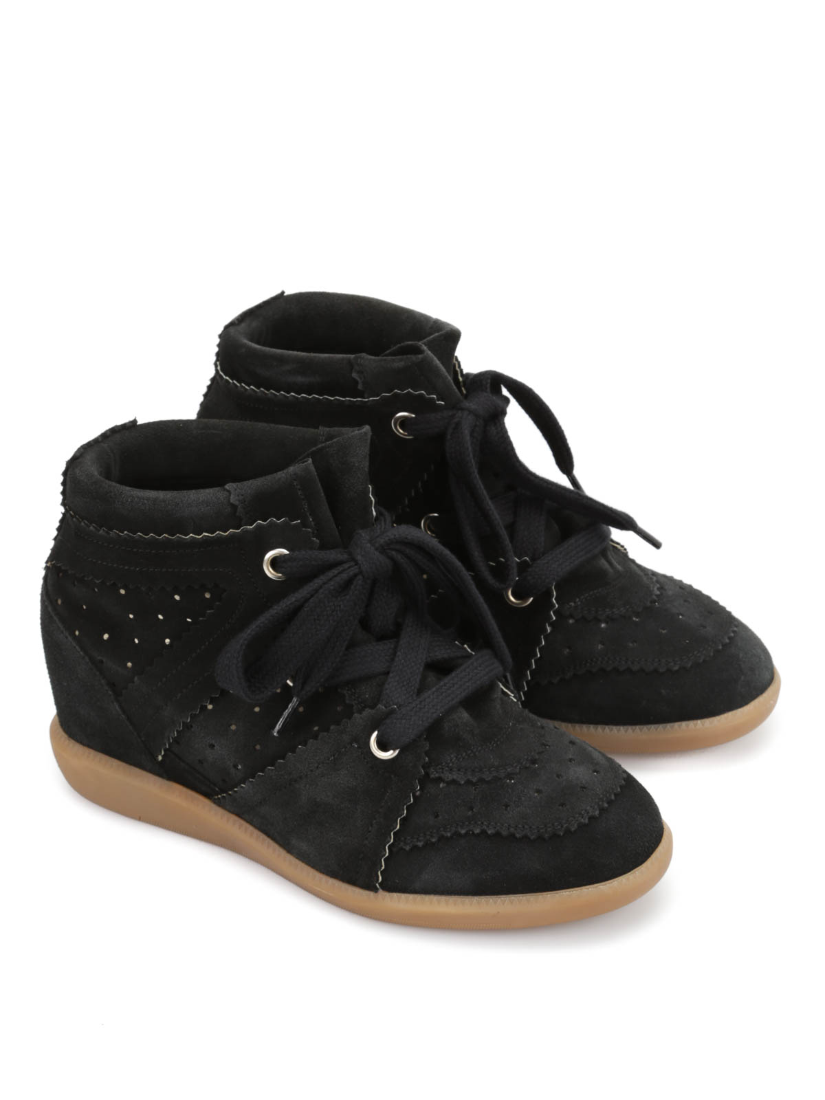 bobby sneakers by isabel marant etoile trainers ikrix. Black Bedroom Furniture Sets. Home Design Ideas